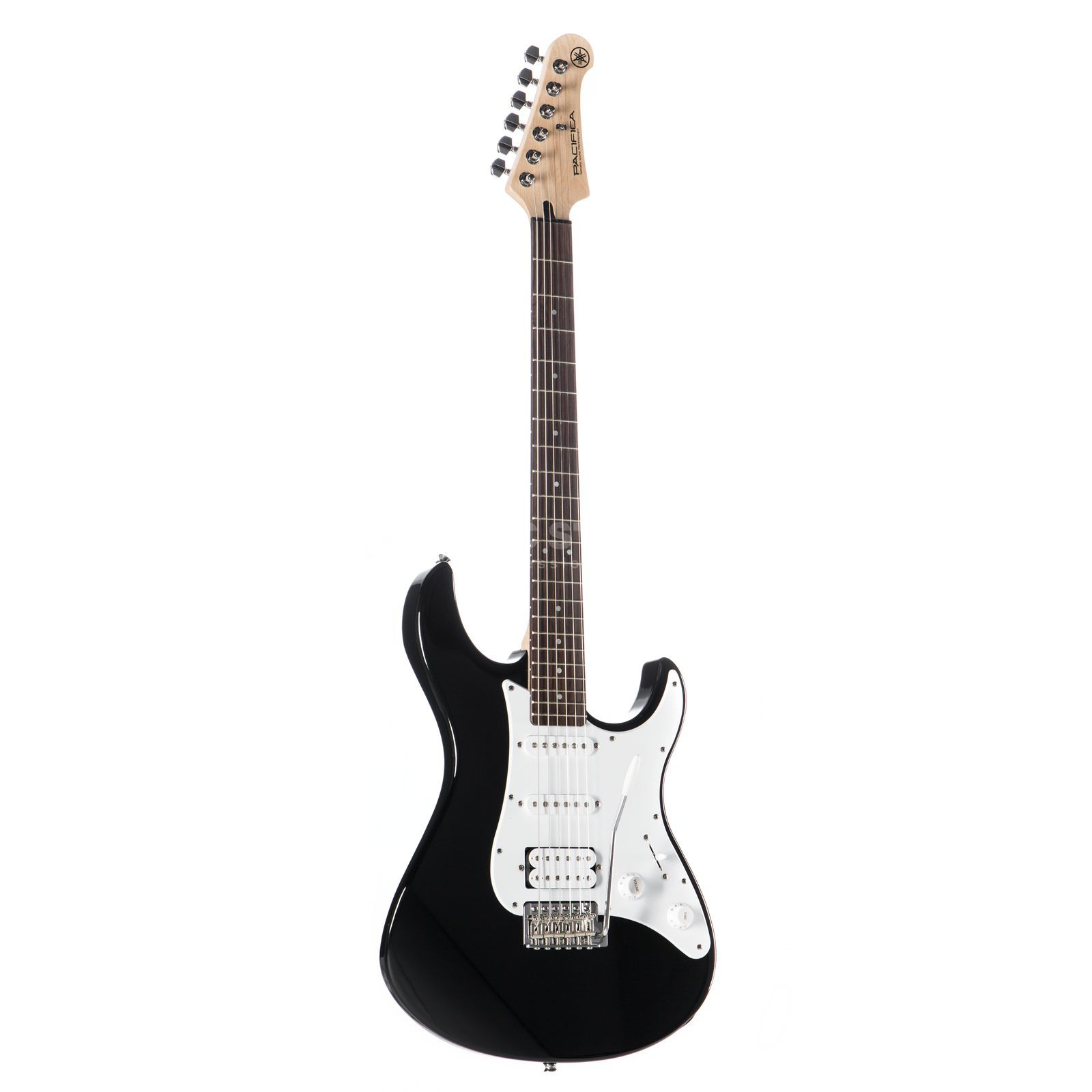 Yamaha Pacifica 112J Electric Guitar,  Black   Produktbillede