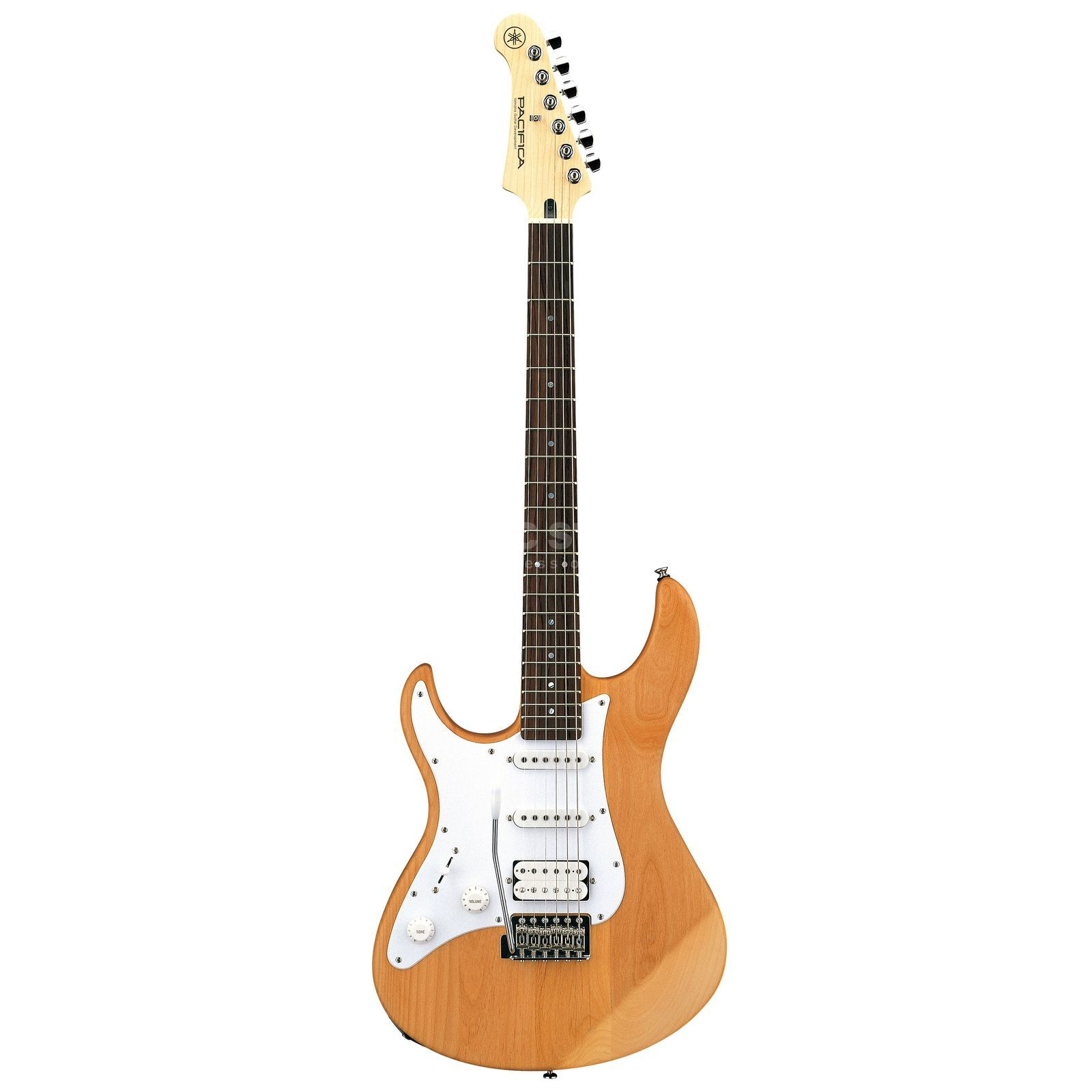 Yamaha Pacifica 112JL YNS Lefthand Yellow Natural Satin Product Image