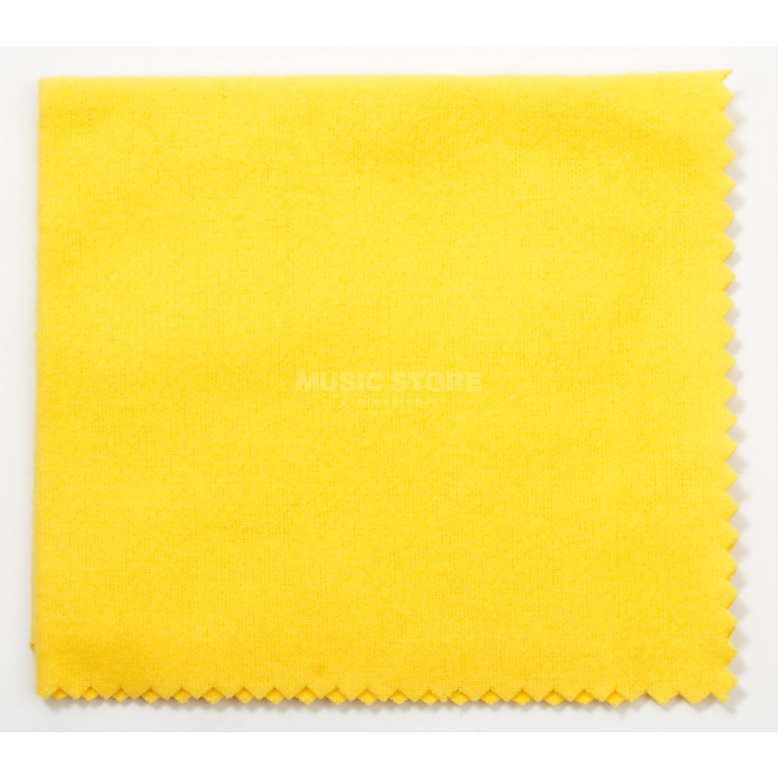 Yamaha Polishing Cloth Size S Yellow Product Image