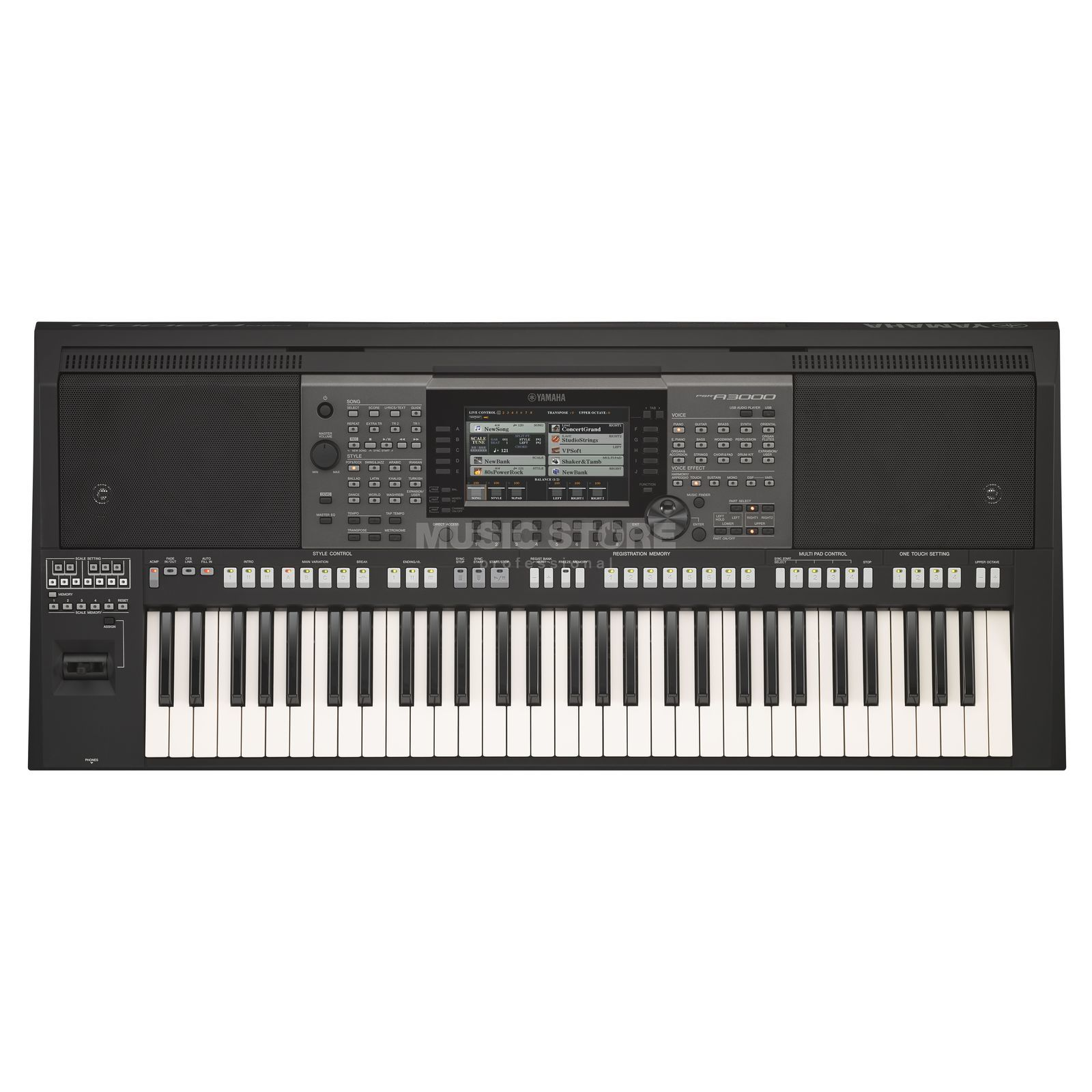 yamaha psr a 3000 oriental keyboard dv247. Black Bedroom Furniture Sets. Home Design Ideas