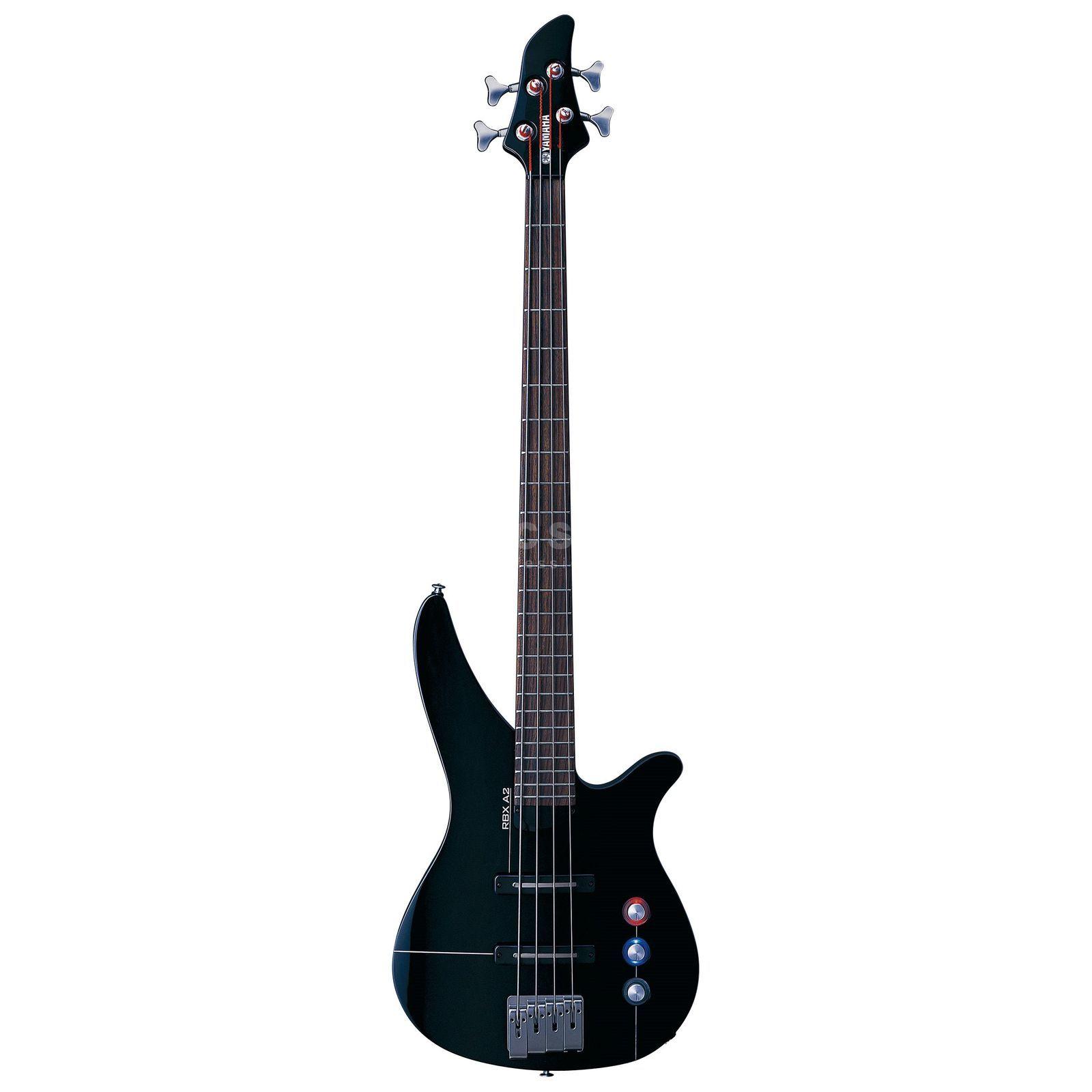 Yamaha Rbx  Black