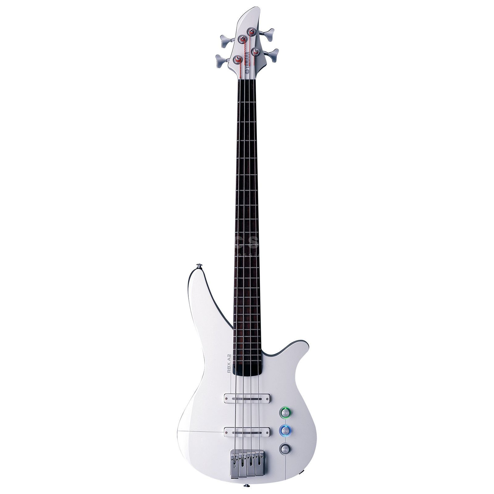 Yamaha RBX4 A2 Bass Guitar, White    Product Image