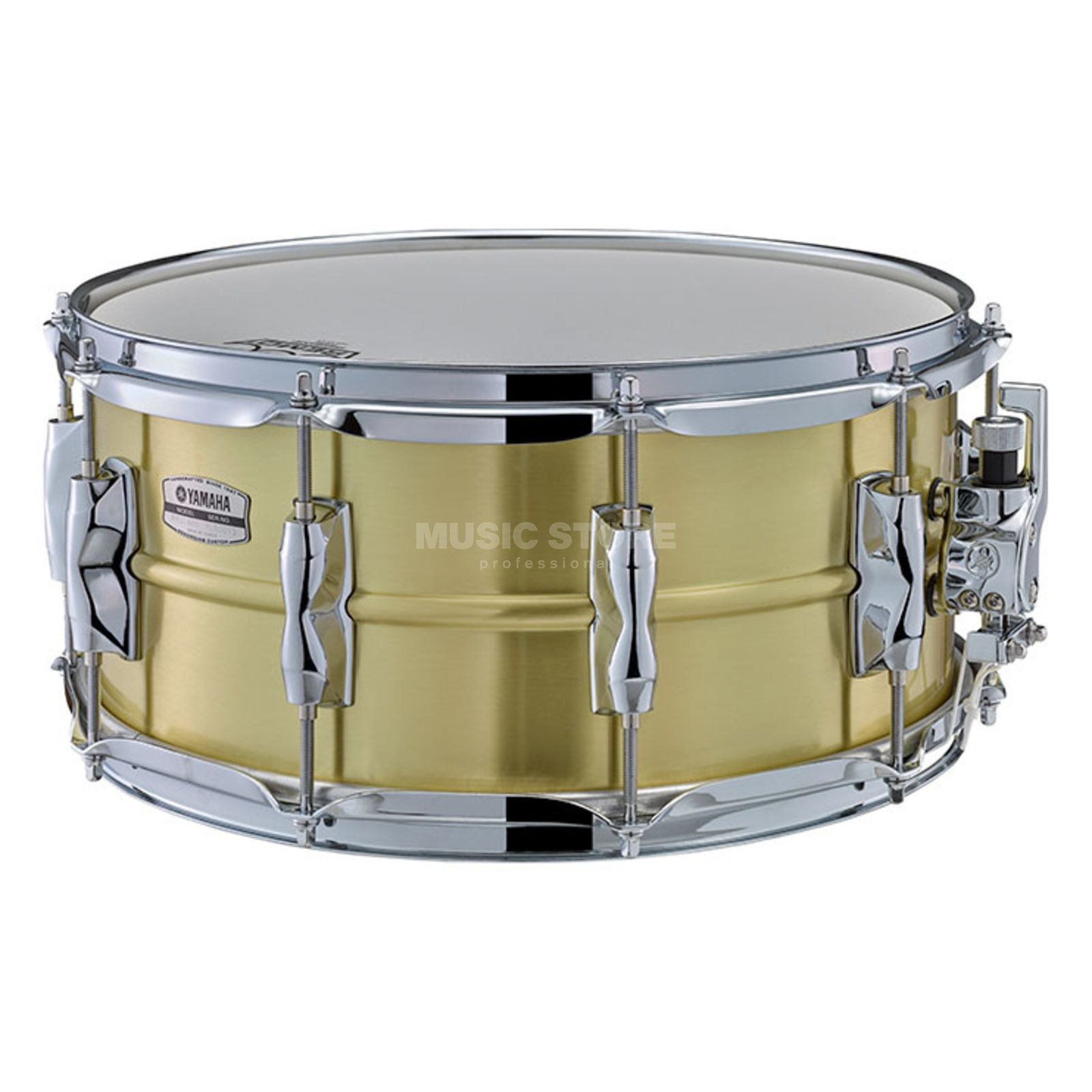 "Yamaha Recording Custom Snare 14""x6,5"", Brass Product Image"