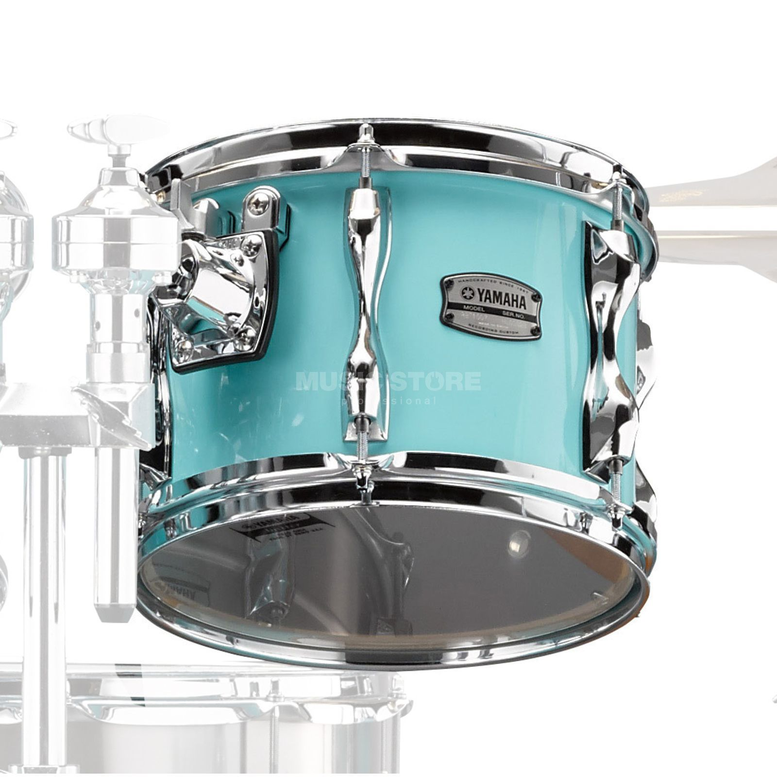 "Yamaha Recording Custom TomTom, 12""x10"", Surf Green Product Image"