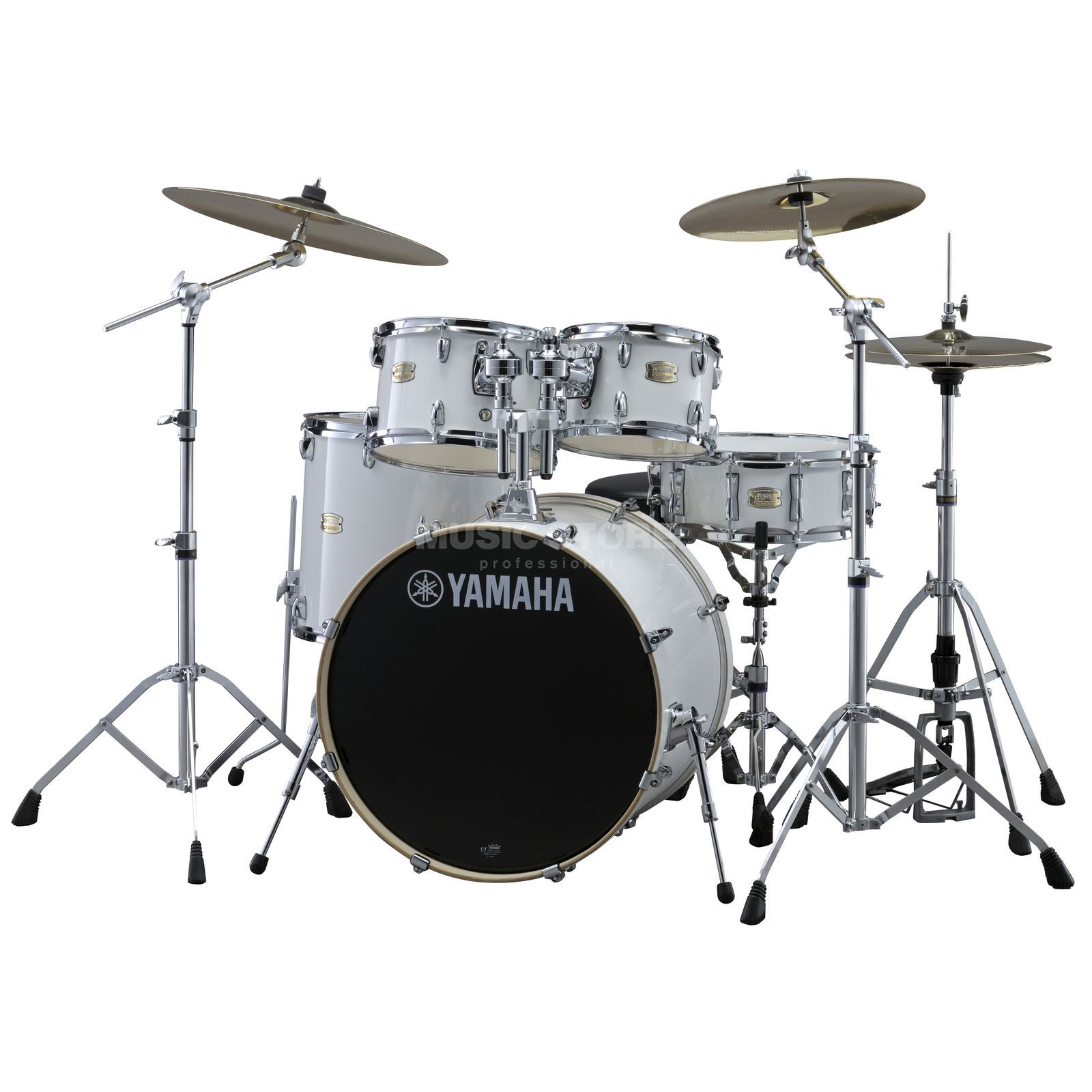 Yamaha Stage Custom Birch SBP2F5, Pure White #PW Produktbillede