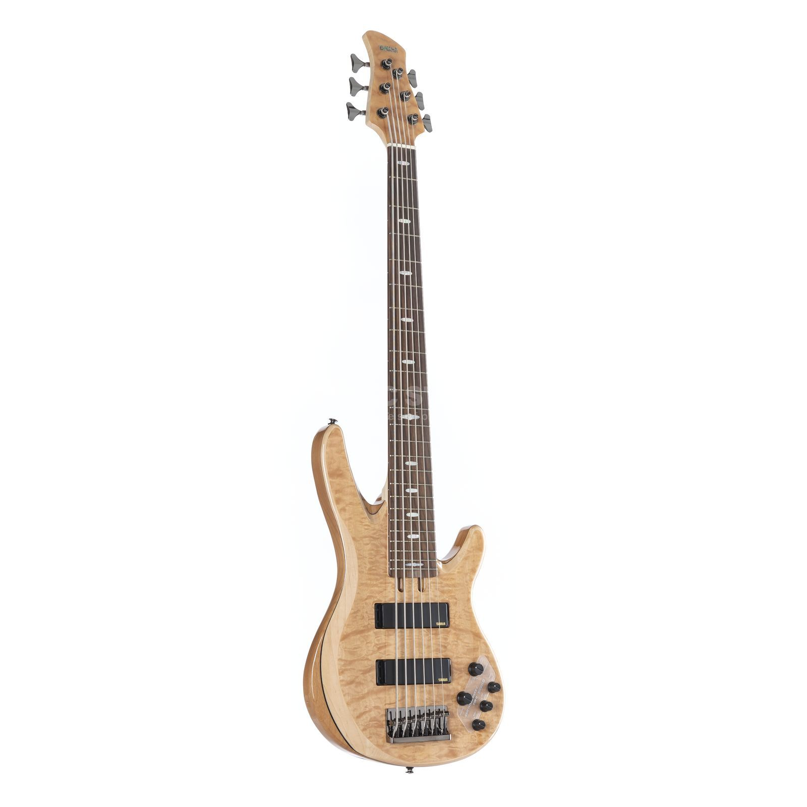 Yamaha TRB1006J 6-String Bass Guitar,  Natural   Product Image