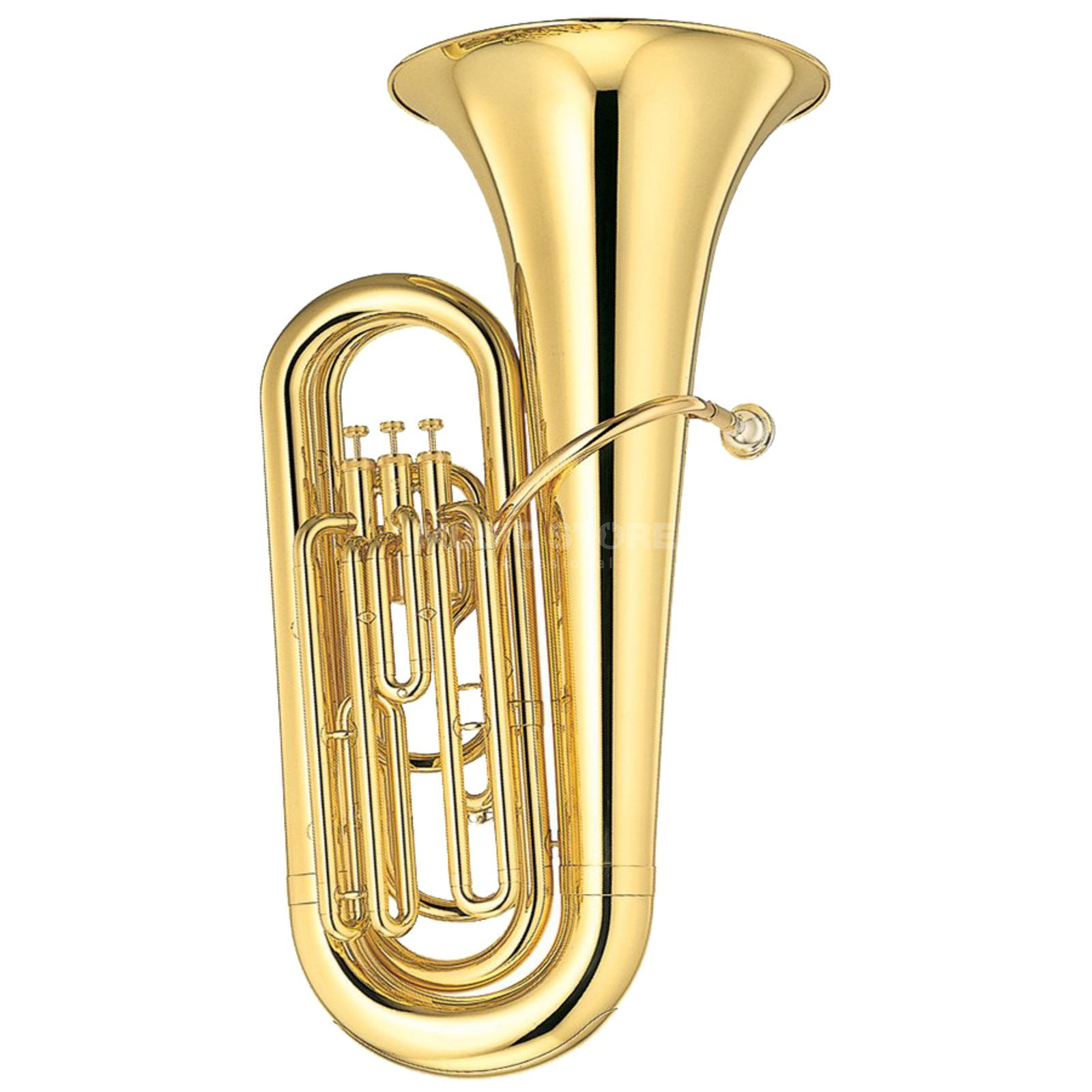 Yamaha YBB-105 Bb-Tuba Three Valves, Lacquered Product Image