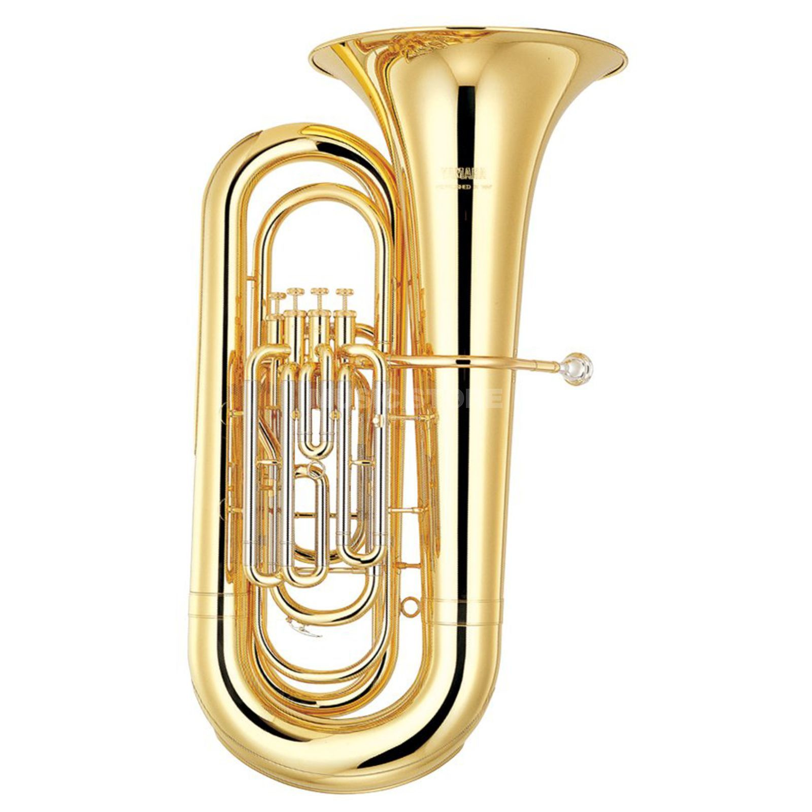 Yamaha YBB-321 Bb-Tuba 4/4 Four Valves, Lacquered Product Image