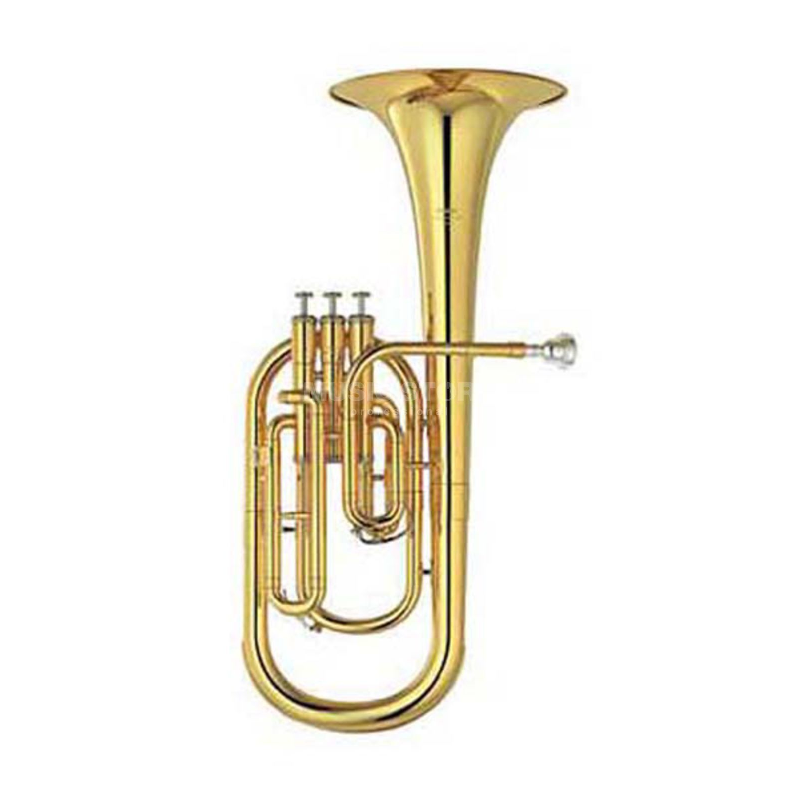 Yamaha YBH-301 Bb-Baritone Three Valves, Lacquer Product Image