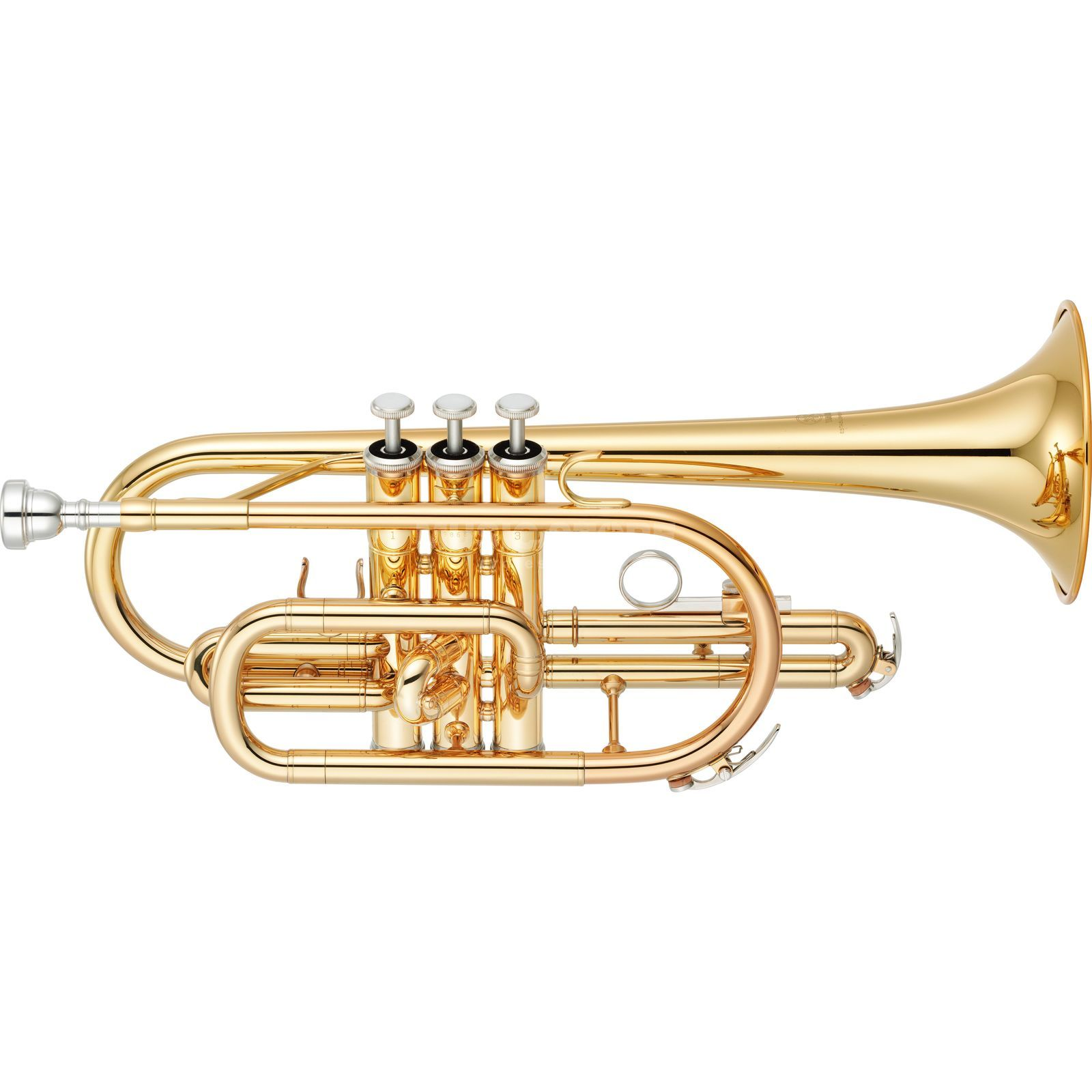 Yamaha YCR-2310 III Bb-Cornet Yellow Brass, Clear Lacquer Изображение товара