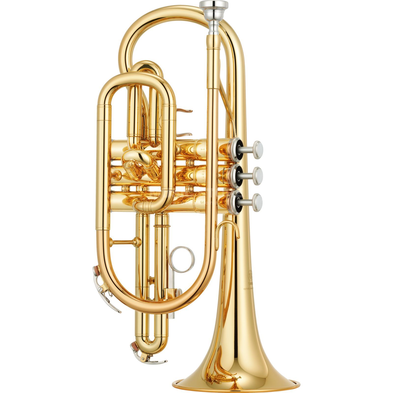 Yamaha YCR-2330 III Bb-Cornet Yellow Brass Изображение товара