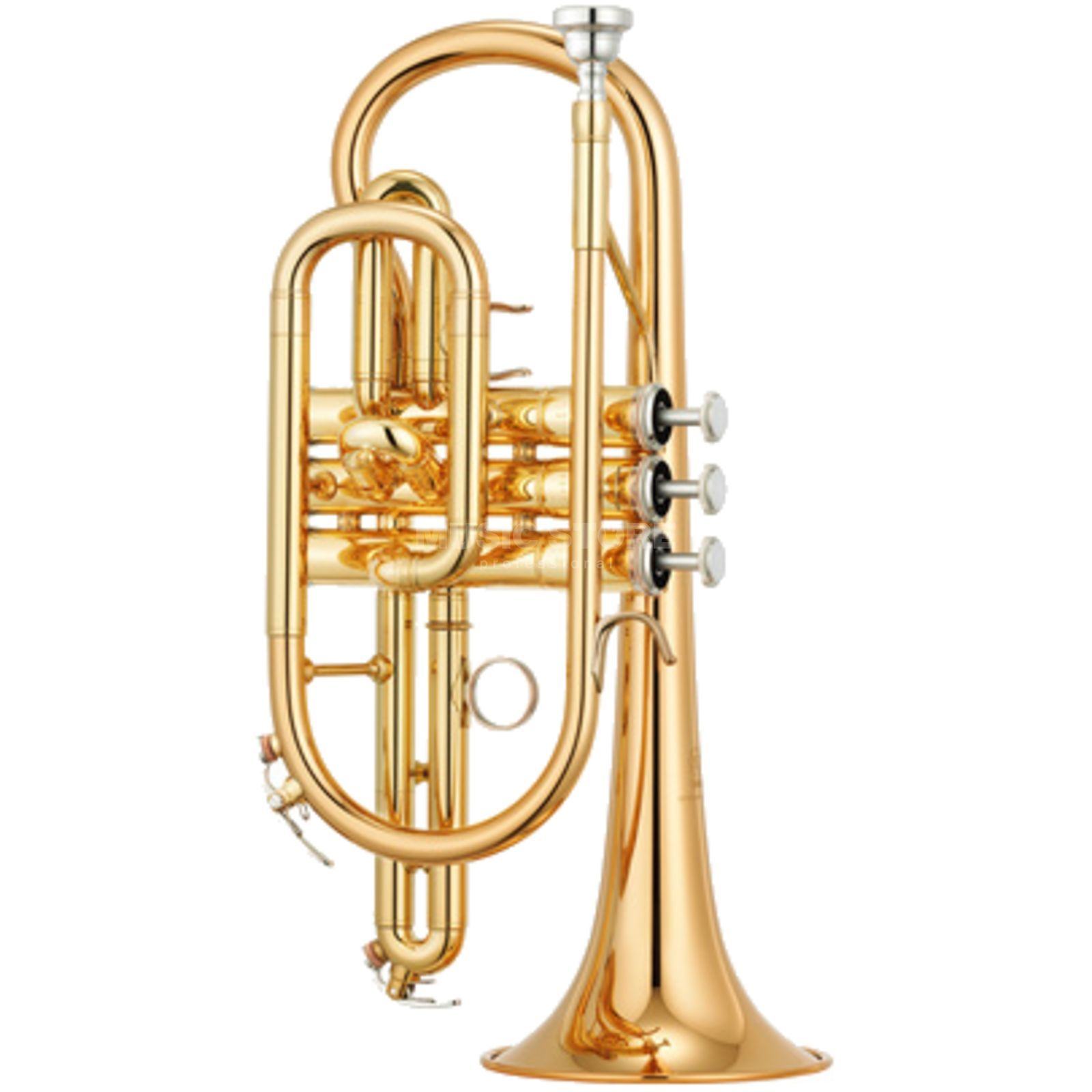 Yamaha YCR-4330G II Bb-Cornet Yellow Brass, Clear Lacquer Product Image