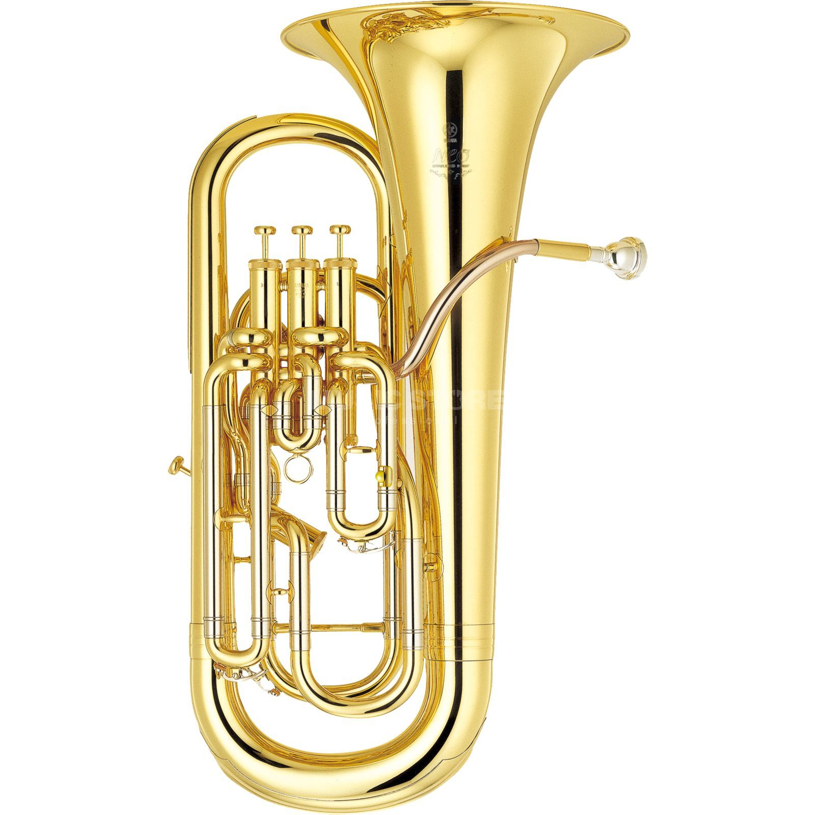 Yamaha YEP-642 II Bb-Euphonium NEO Series, Four Valves Product Image
