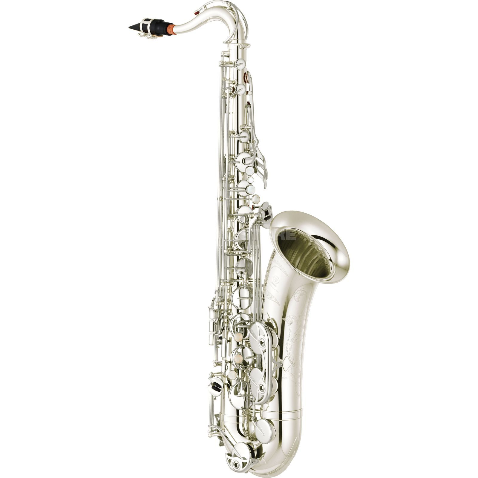 Yamaha YTS-480 S Tenor Saxophone Silver Plated Product Image