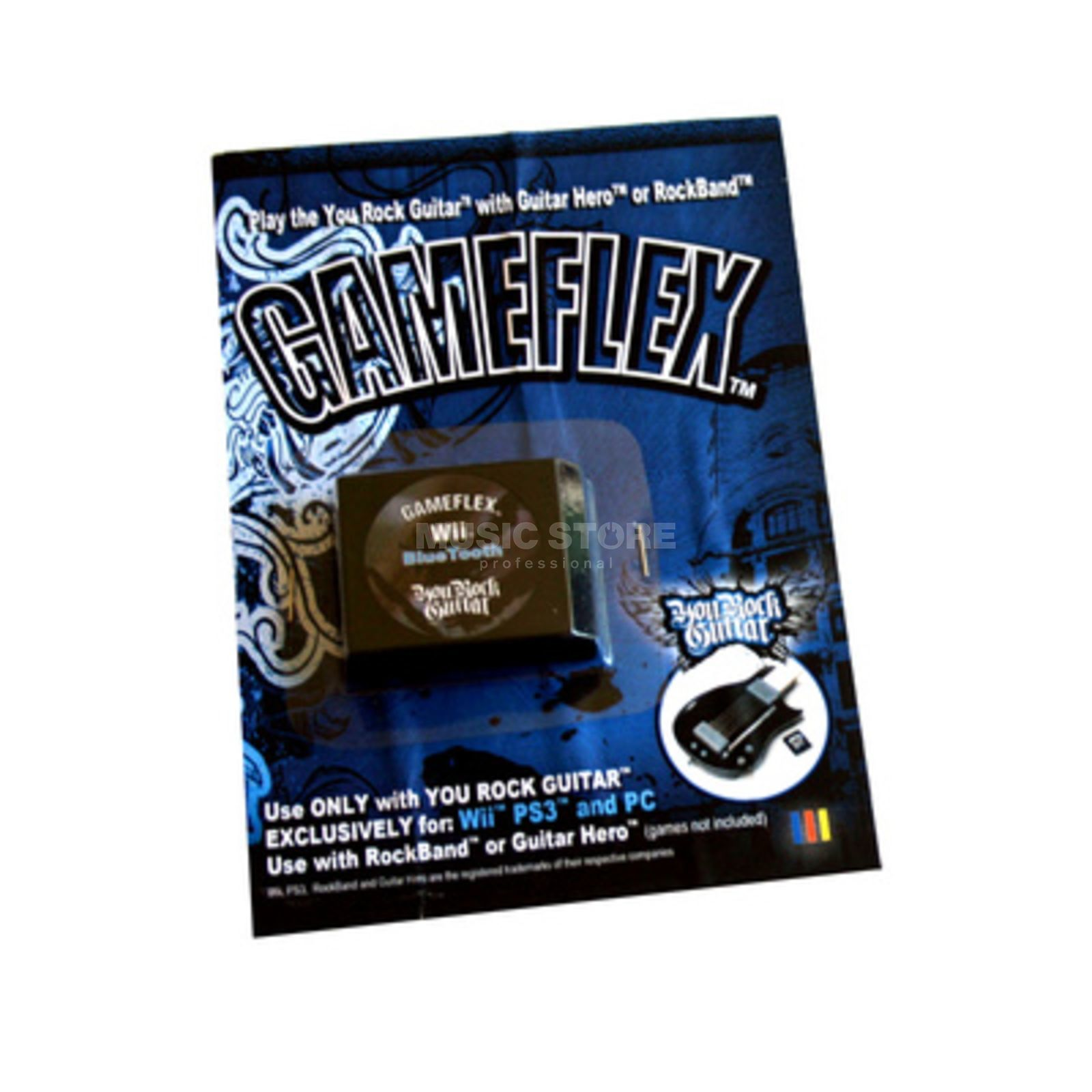 You Rock Guitar Gameflex - Cartridge for PS3 /PC You Rock Guitar/ YRG102 Product Image