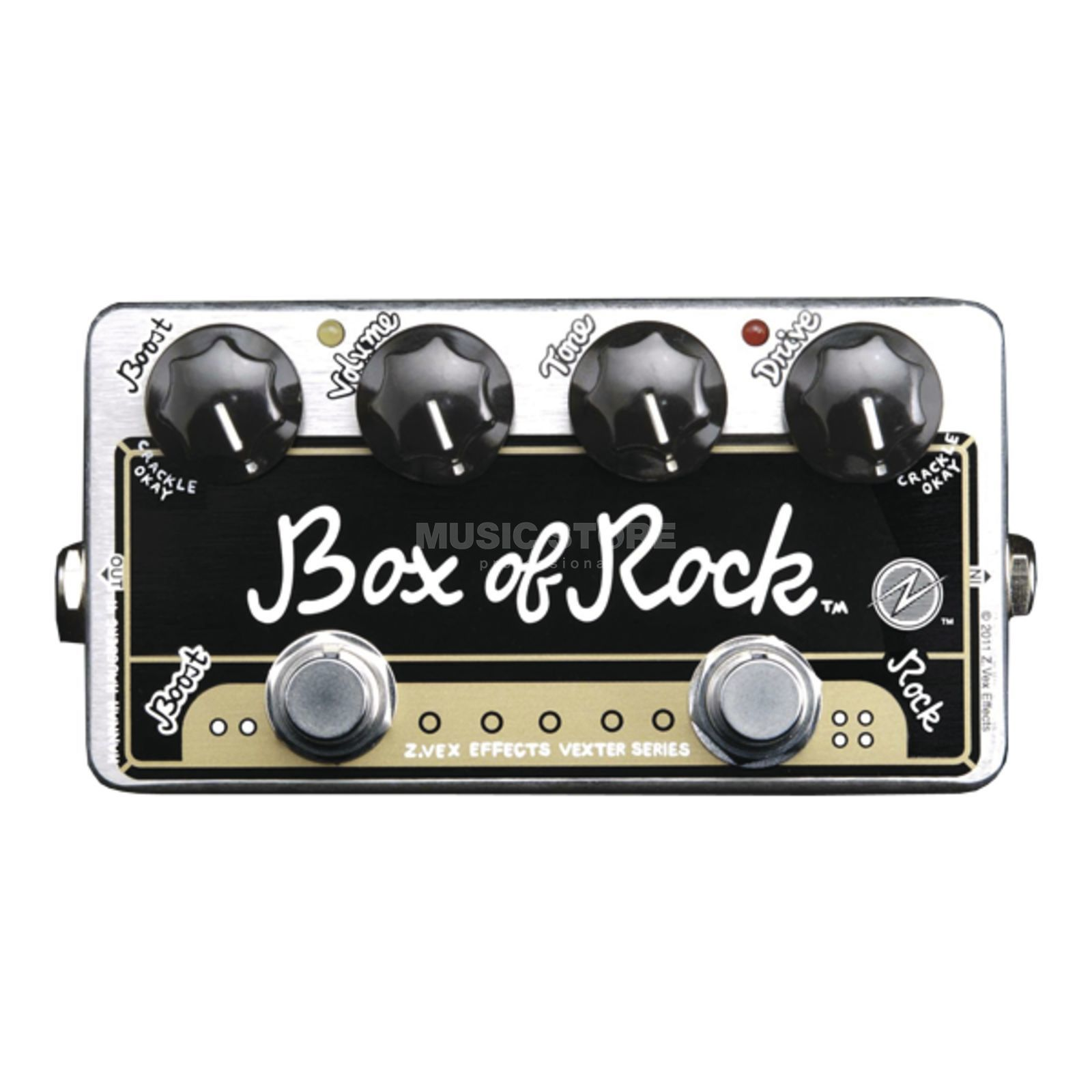 Z.VEX Box of Rock Vexter Produktbild