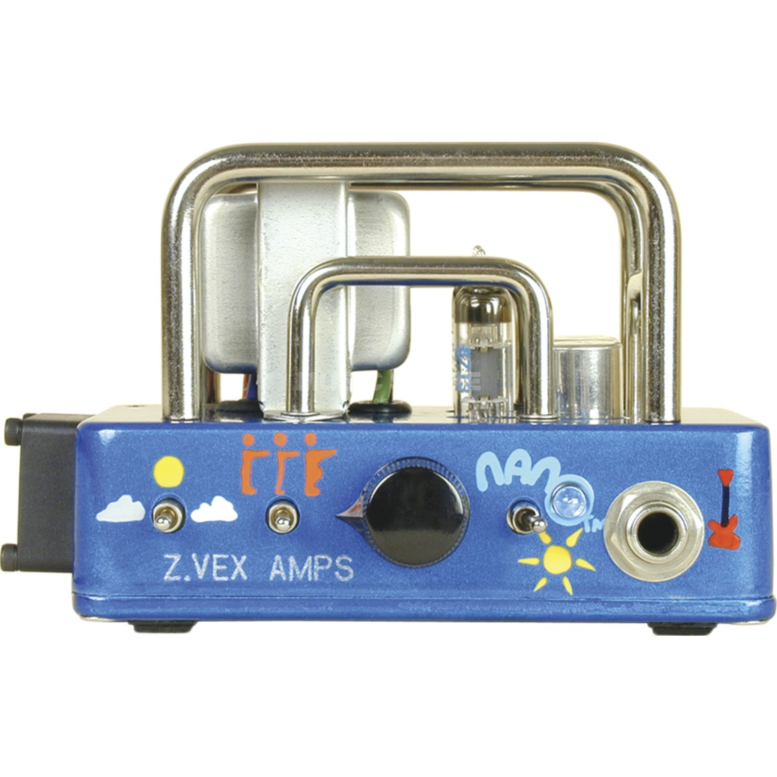 Z.VEX Nano Amp 5 Watt all-tube 8 Ohm Produktbillede