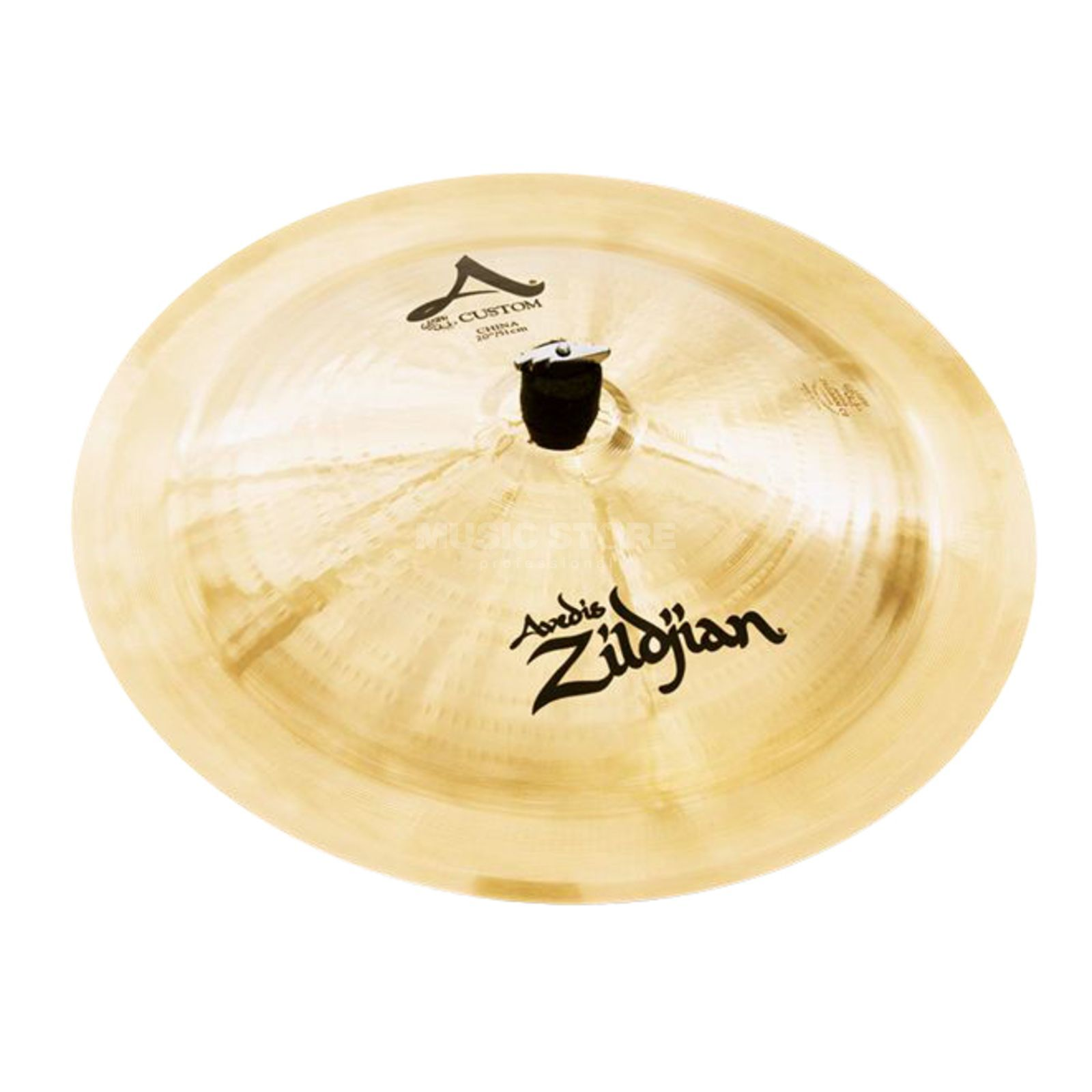 "Zildjian A-Custom China 20"" Brilliant Finish Product Image"