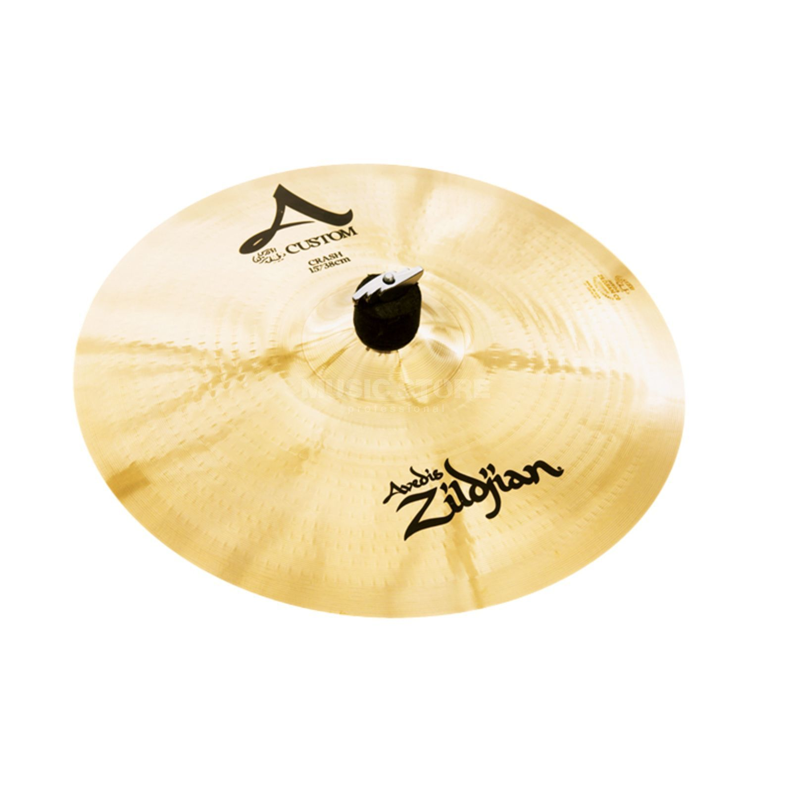 "Zildjian A-Custom Crash 15"" Brilliant Finish Produktbild"