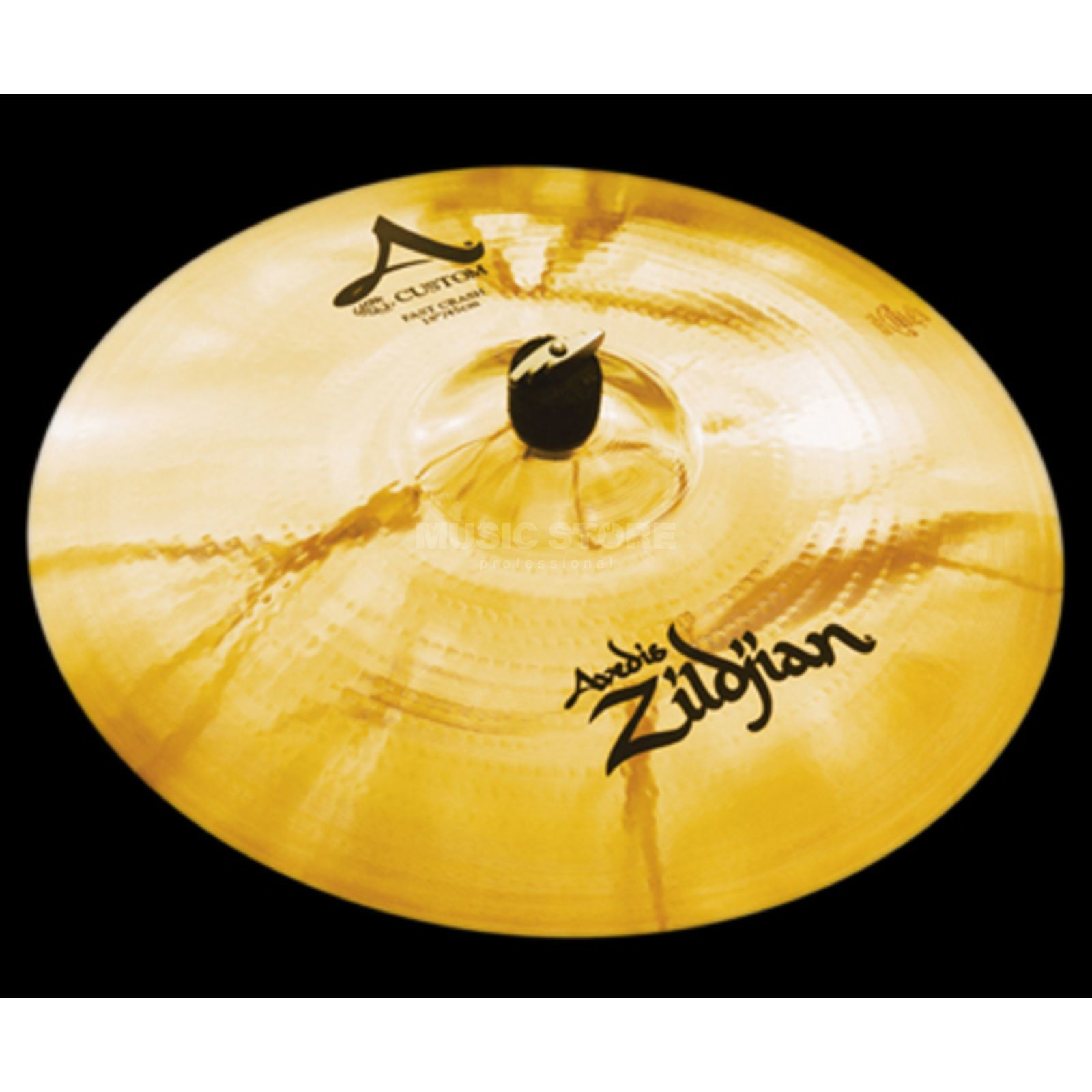 "Zildjian A-Custom Fast Crash 18"" Brilliant Finish Produktbillede"