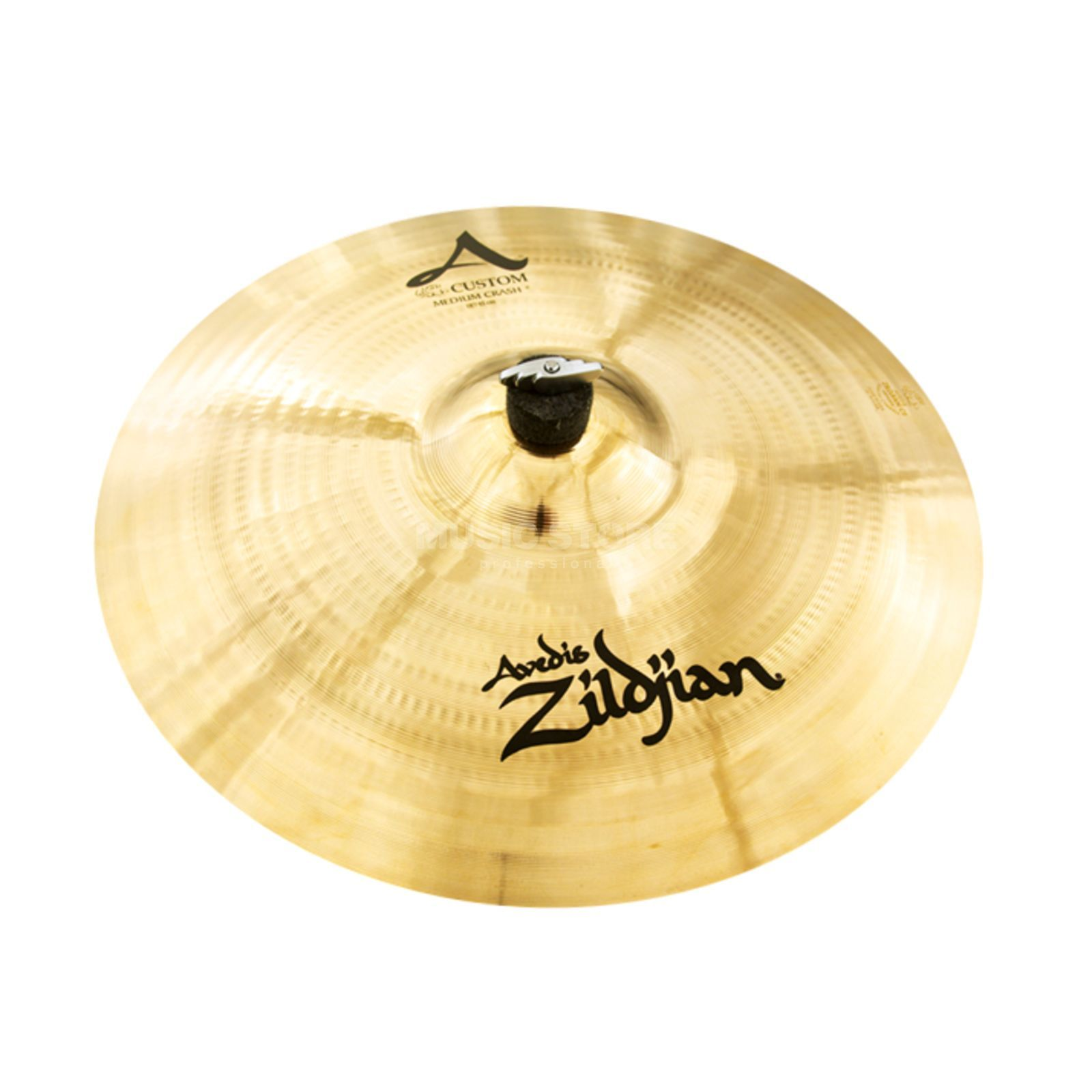 "Zildjian A-Custom Medium Crash 18"" Brilliant Finish Produktbild"