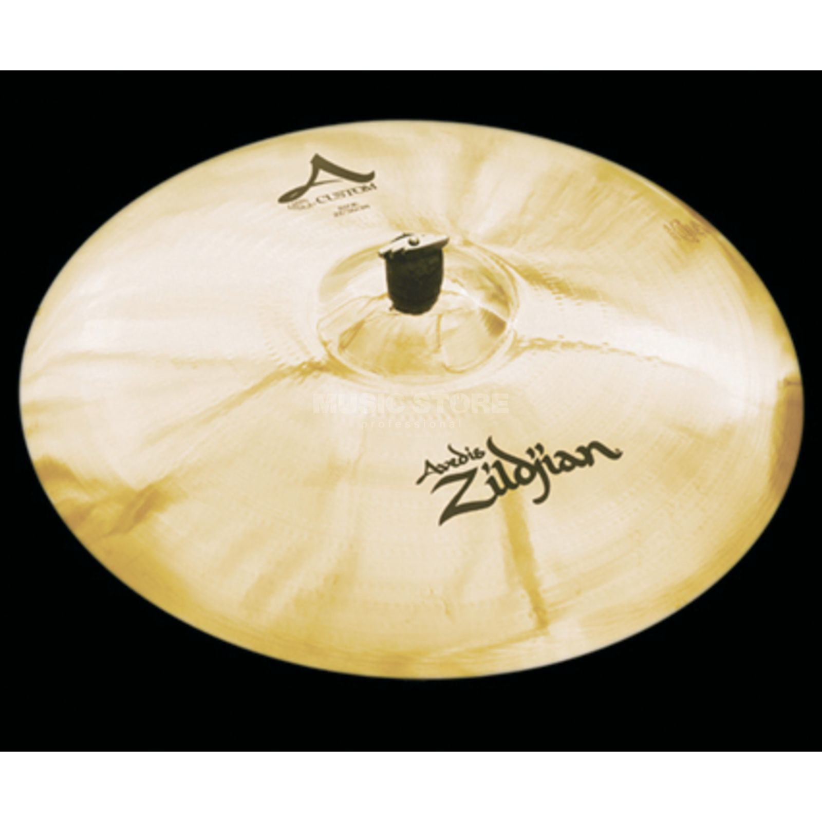 "Zildjian A-Custom Ride 22"" Brilliant Finish Produktbillede"