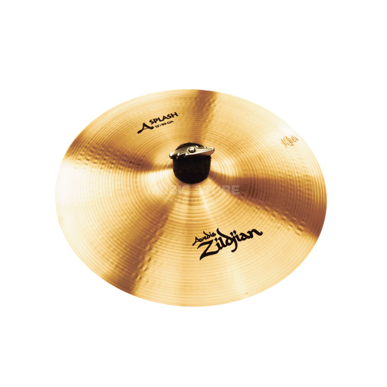 "Zildjian A' Ziildjian Splash 12"", Traditional Finish Product Image"