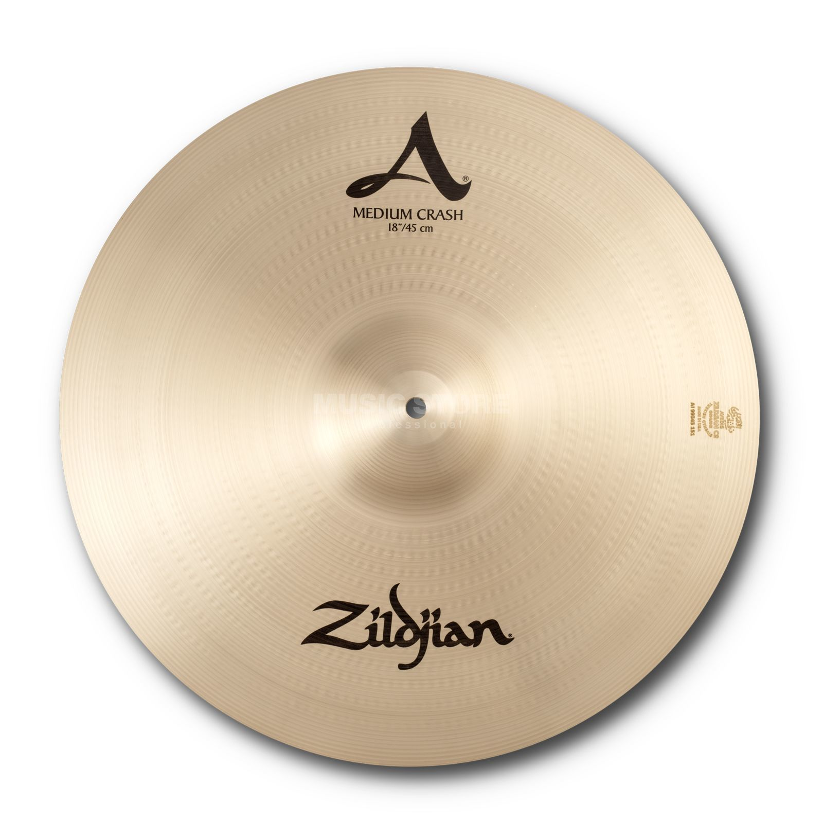 "Zildjian A' Zildjian Medium Crash 18"", Traditional Finish Produktbild"