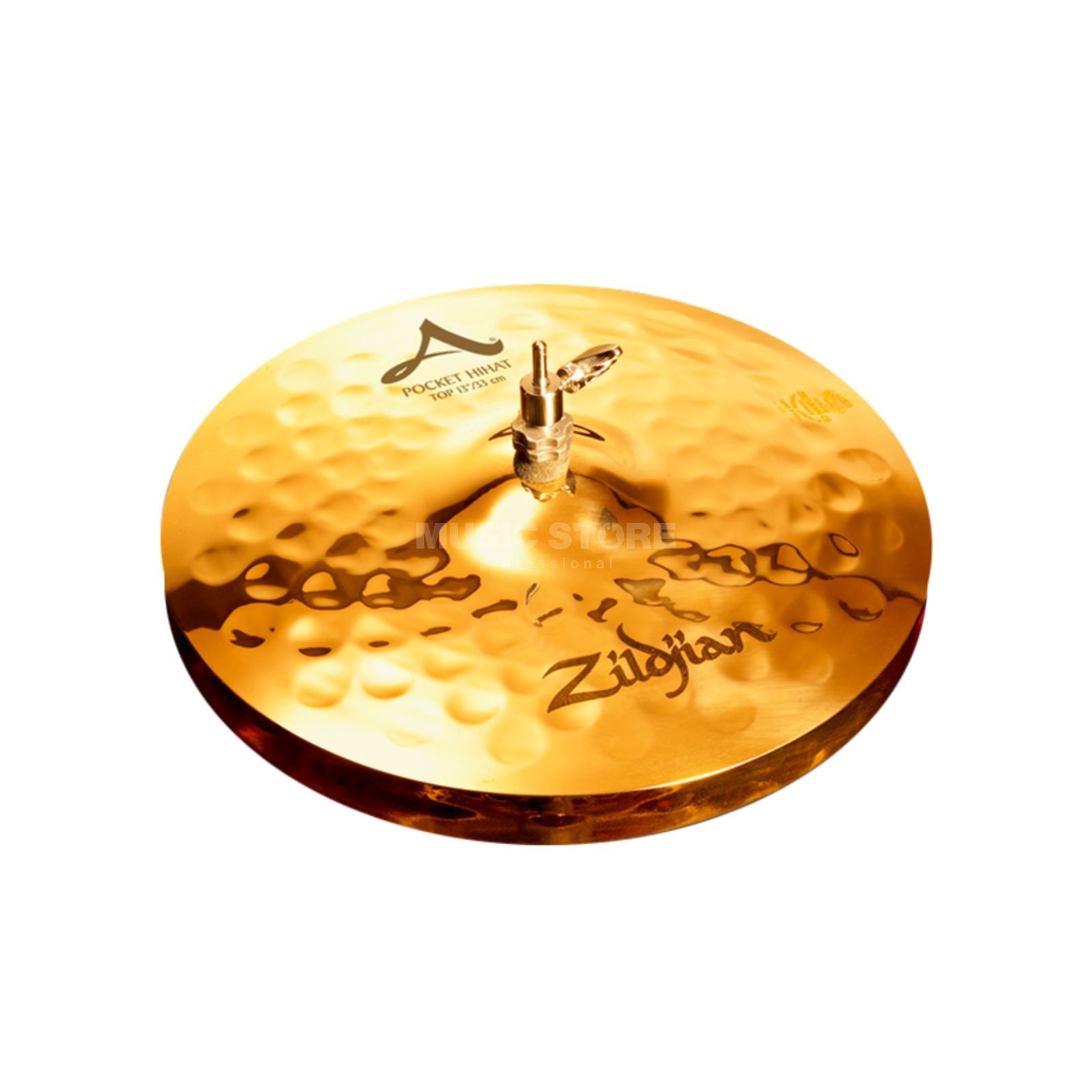 "Zildjian A' Zildjian Pocket HiHat 13"", Brilliant Finish Produktbild"