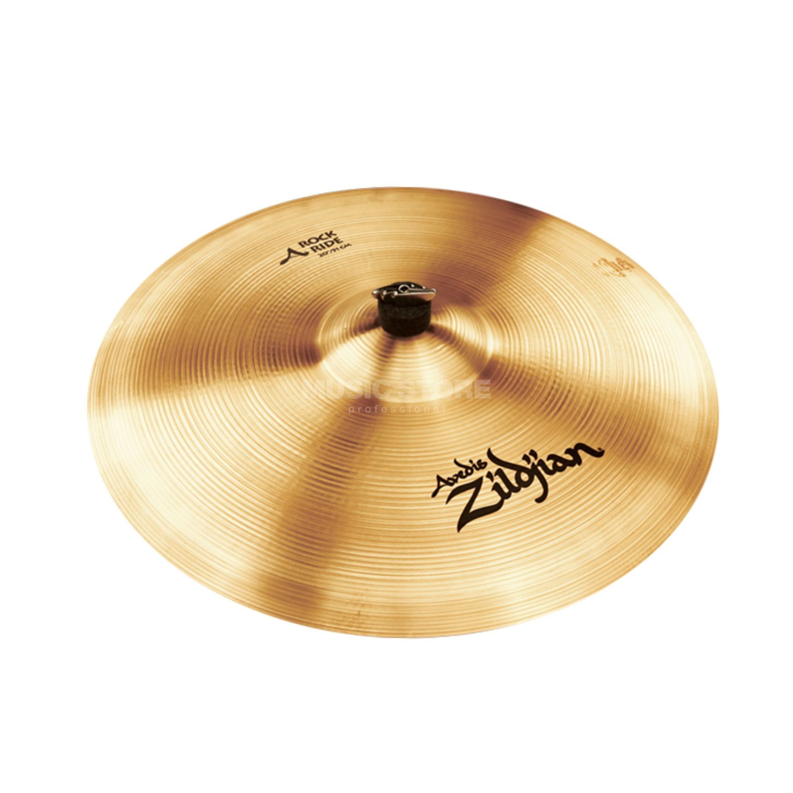 "Zildjian A' Zildjian Rock Ride 20"",Traditional Finish Produktbillede"