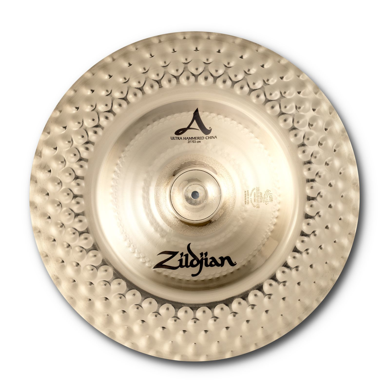 "Zildjian A' Zildjian Ultra Hammered China 21"" Produktbild"