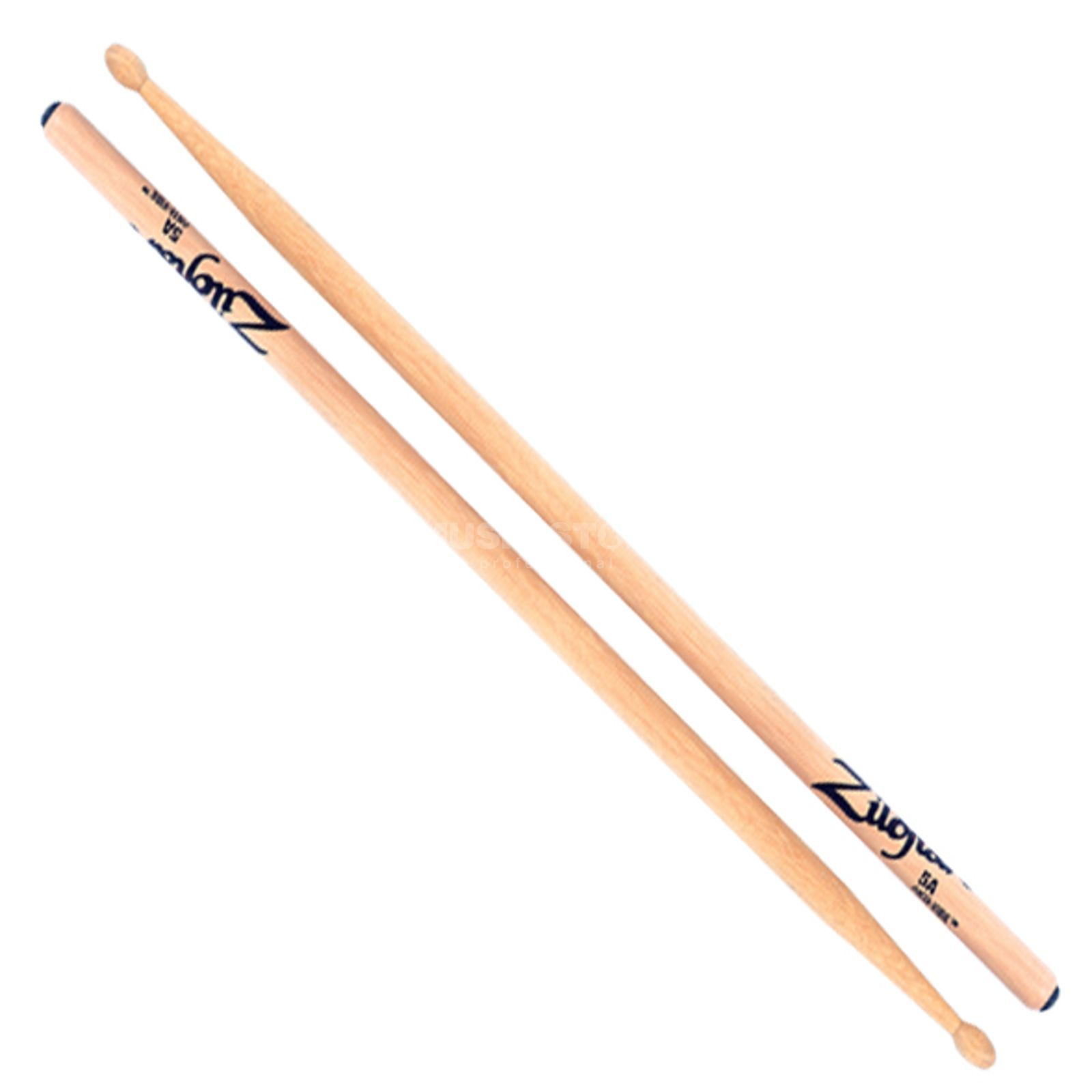 Zildjian Anti-Vibe 5A Sticks, Wood Tip Product Image