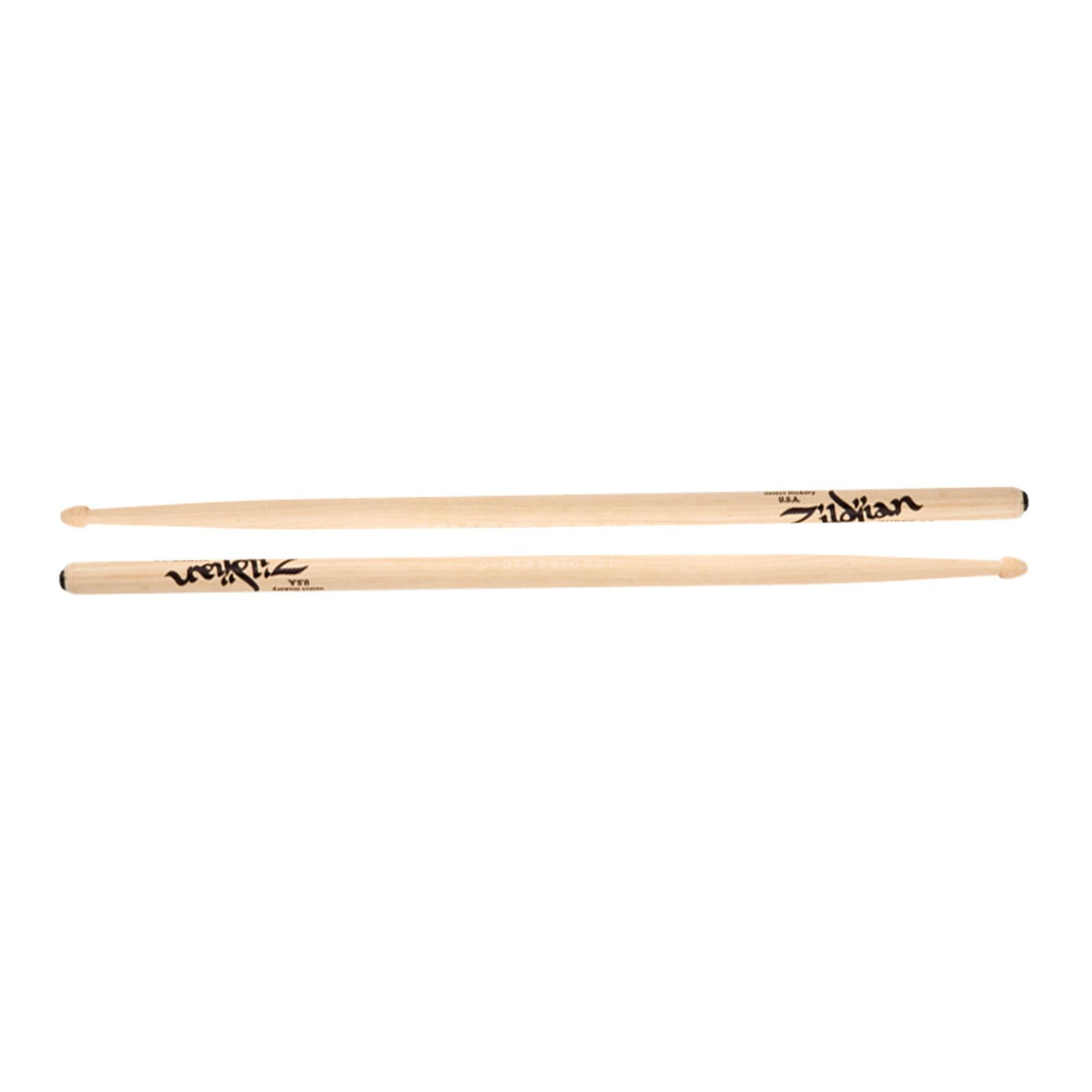 Zildjian Anti-Vibe Super 5A Sticks, Wood Tip Produktbillede