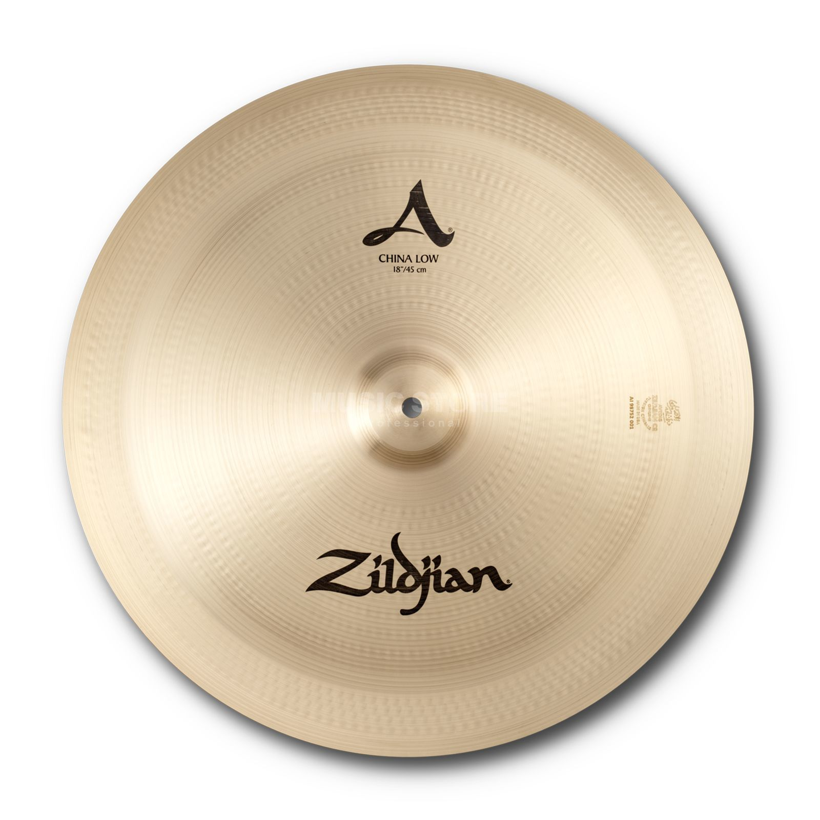 "Zildjian Avedis China Boy Low 18"", Traditional Finish Produktbillede"