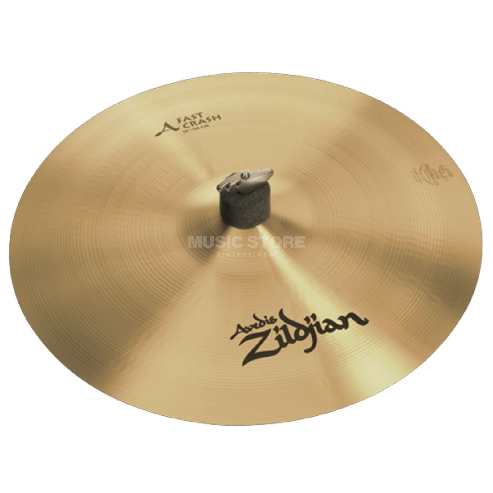 "Zildjian Avedis Fast Crash 15"", Traditional Finish Immagine prodotto"