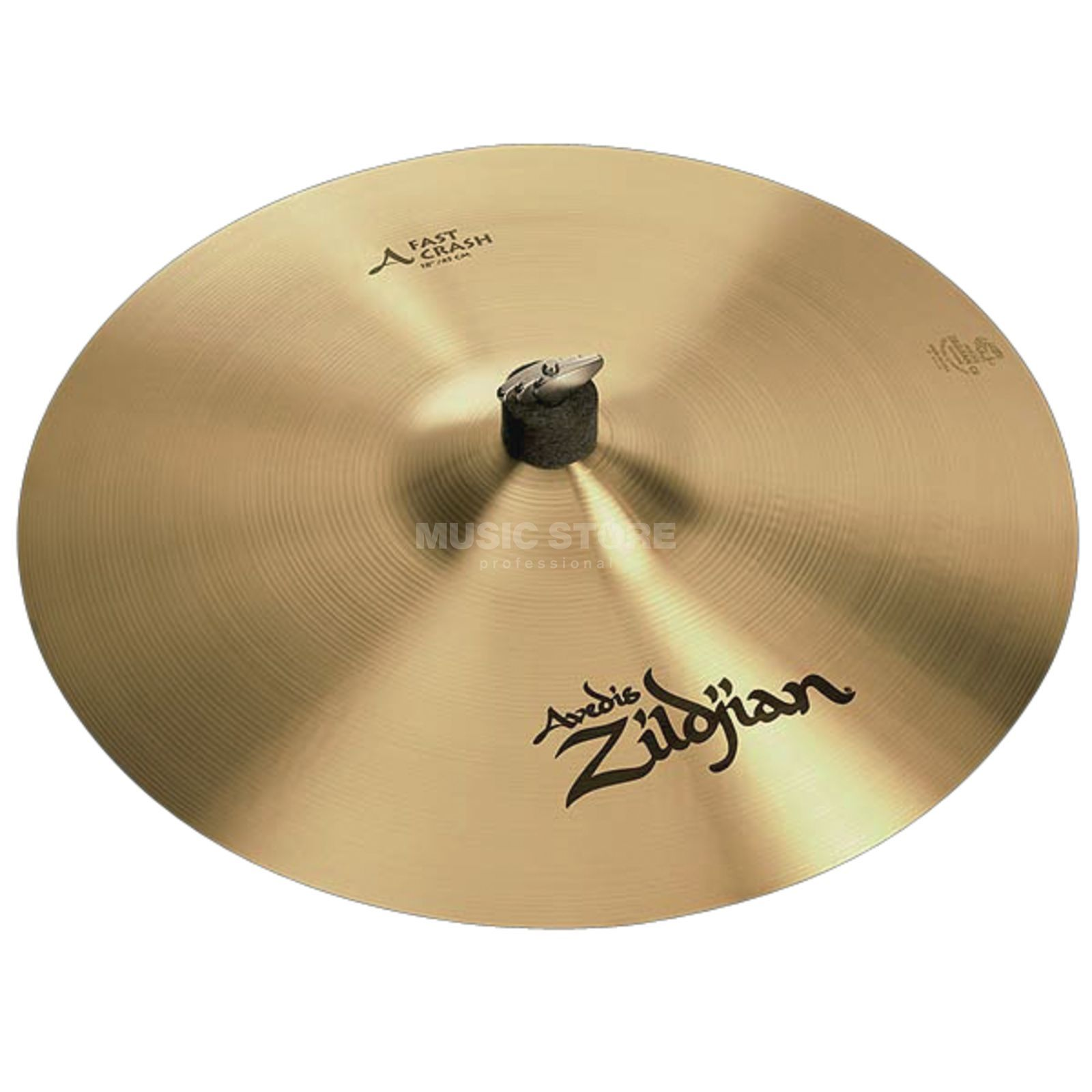 "Zildjian Avedis Fast Crash 18"", Traditional Finish Produktbillede"