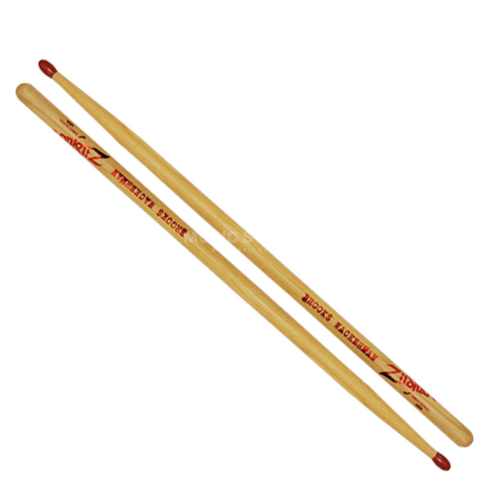 Zildjian Brooks Wackerman Sticks, Nylon Tip Produktbild