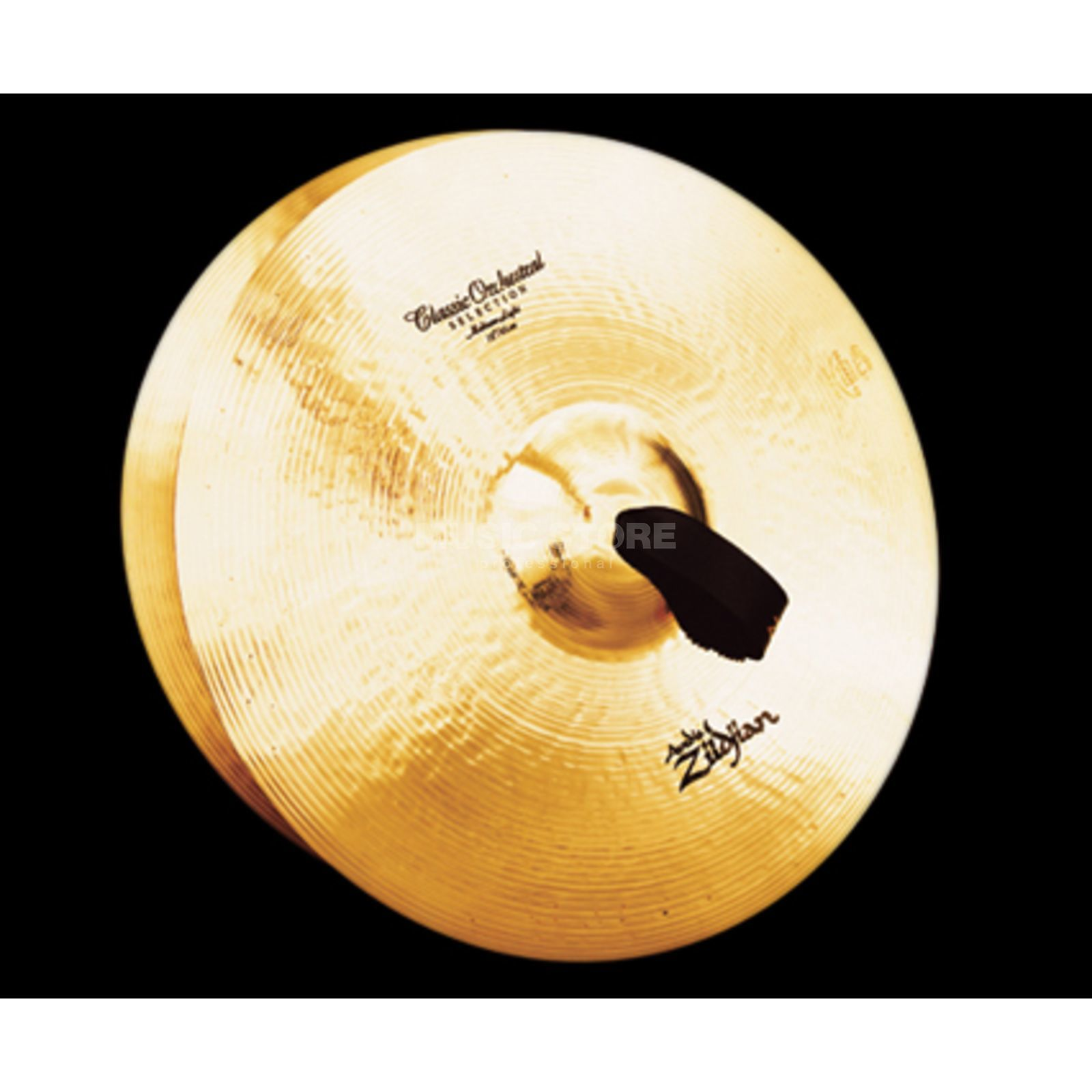 "Zildjian Classic Orchesterbecken 18"", Medium Light Produktbild"