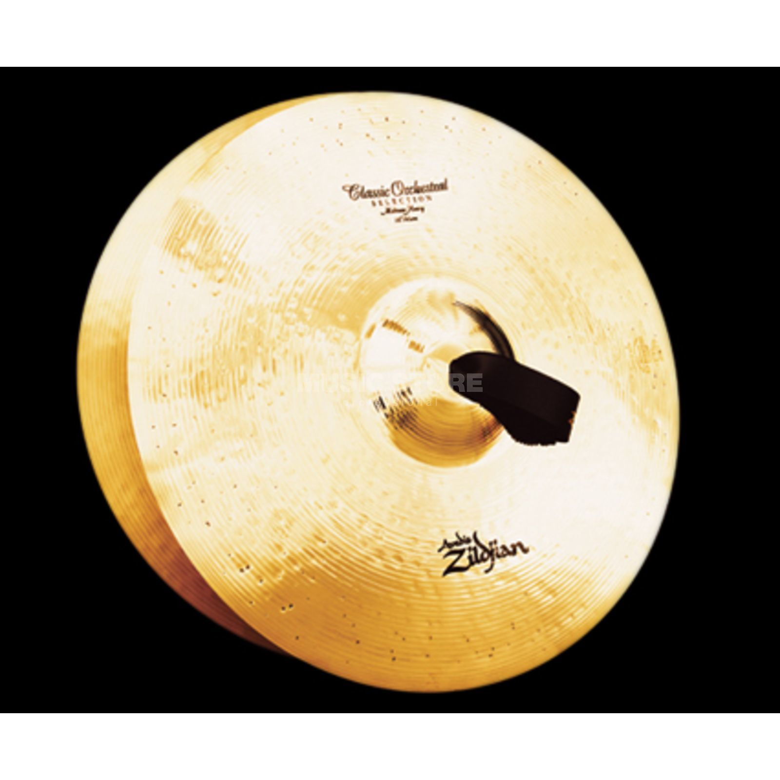"Zildjian Classic Orchestra Cymbals 18"", Medium Heavy Product Image"