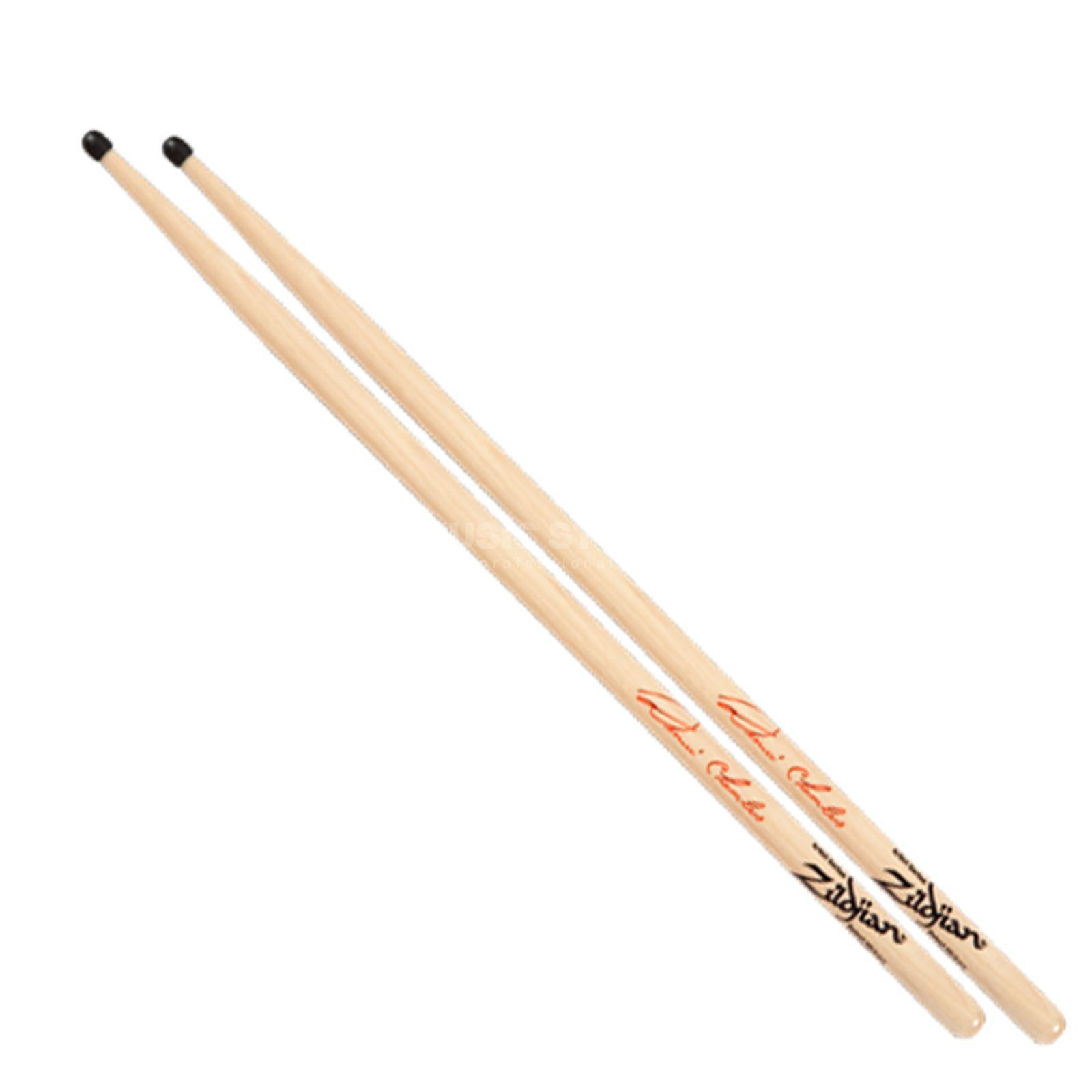 Zildjian Dennis Chambers Hickory Sticks Natural Finish, Nylon Tip Produktbild