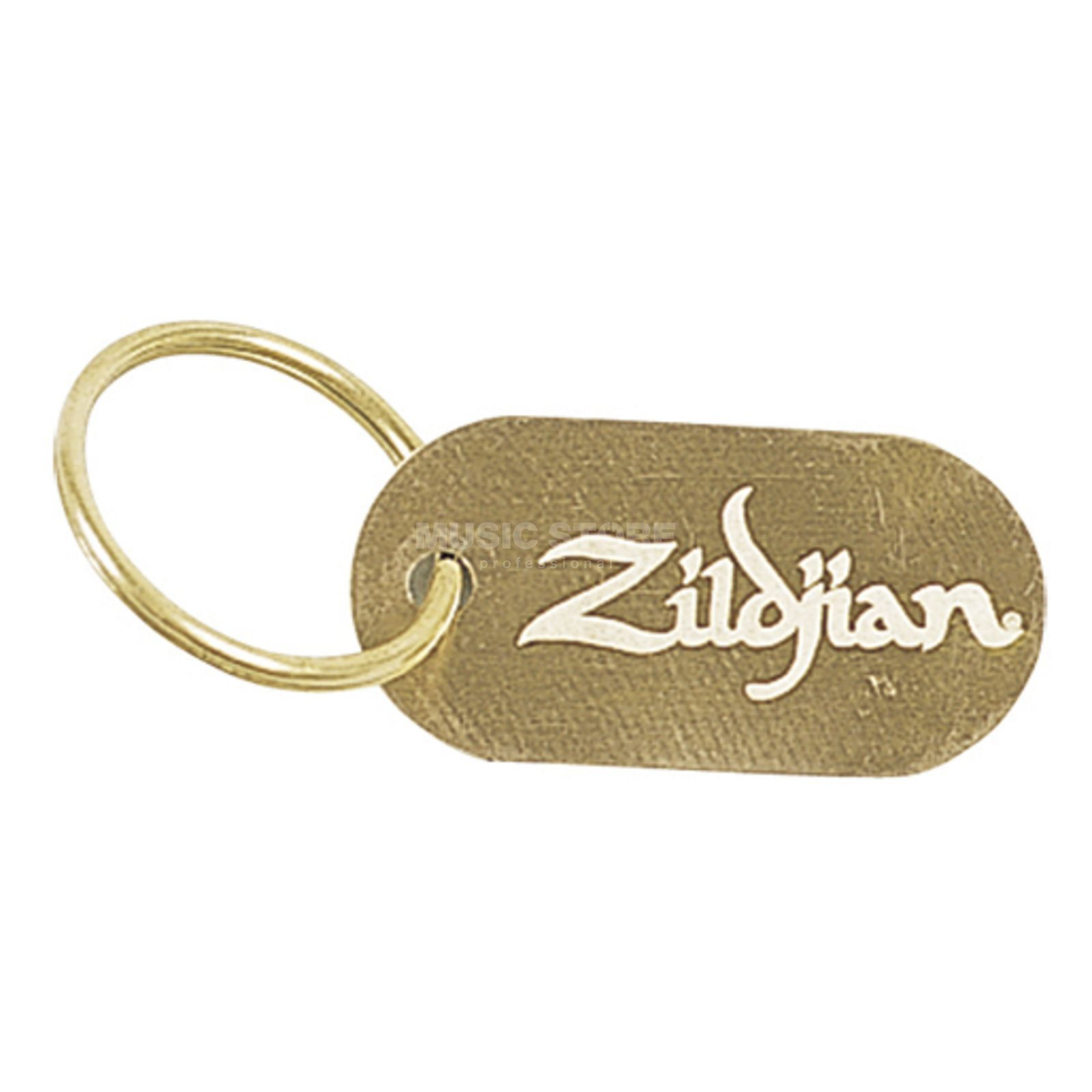 Zildjian Dog Tag Key Ring  Produktbild