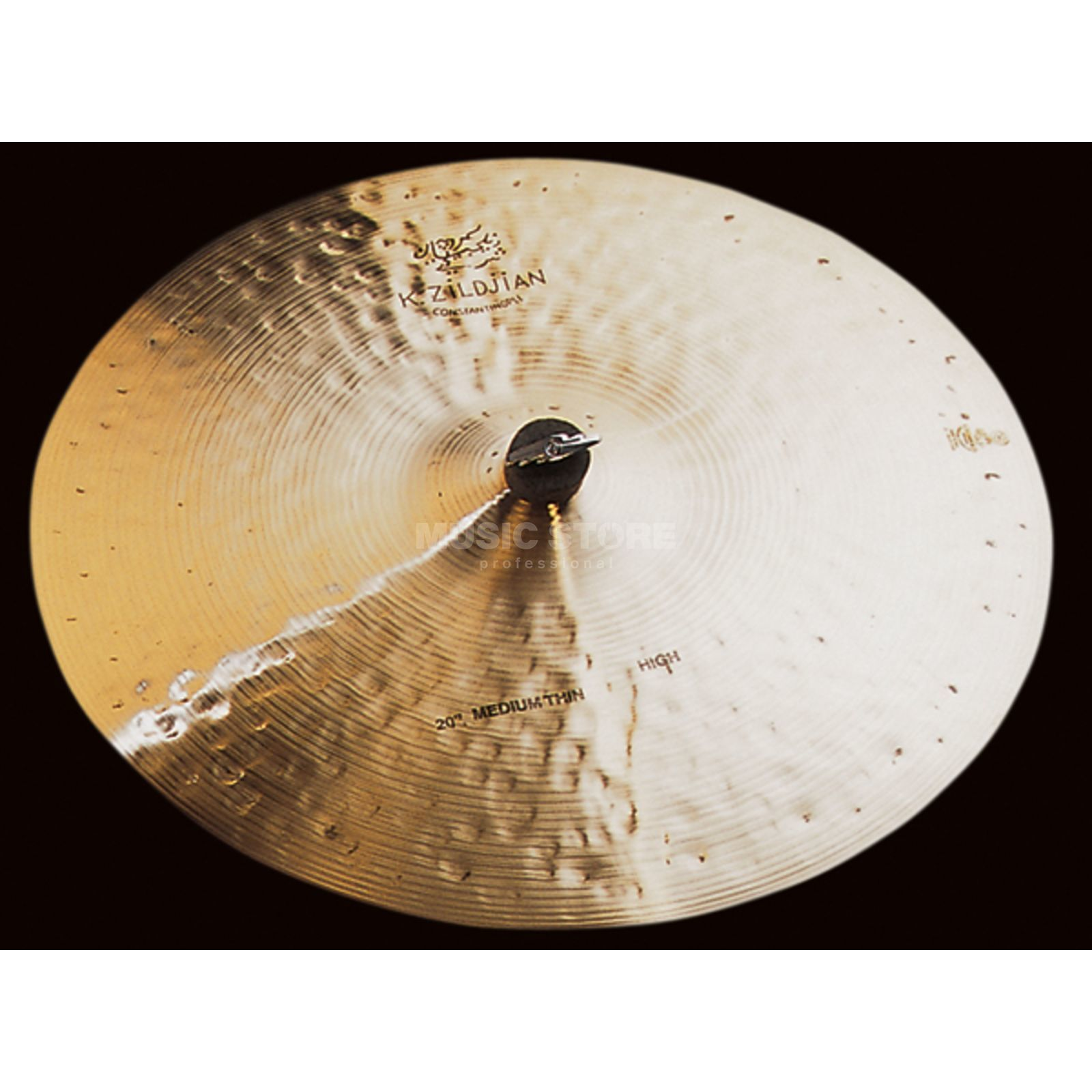 "Zildjian K' Constantinople Ride 20"", Medium Thin, High Produktbillede"
