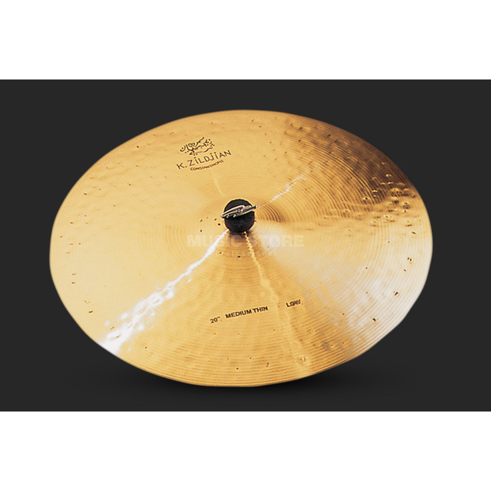 "Zildjian K' Constantinople Ride 20"", Medium Thin, Low Immagine prodotto"