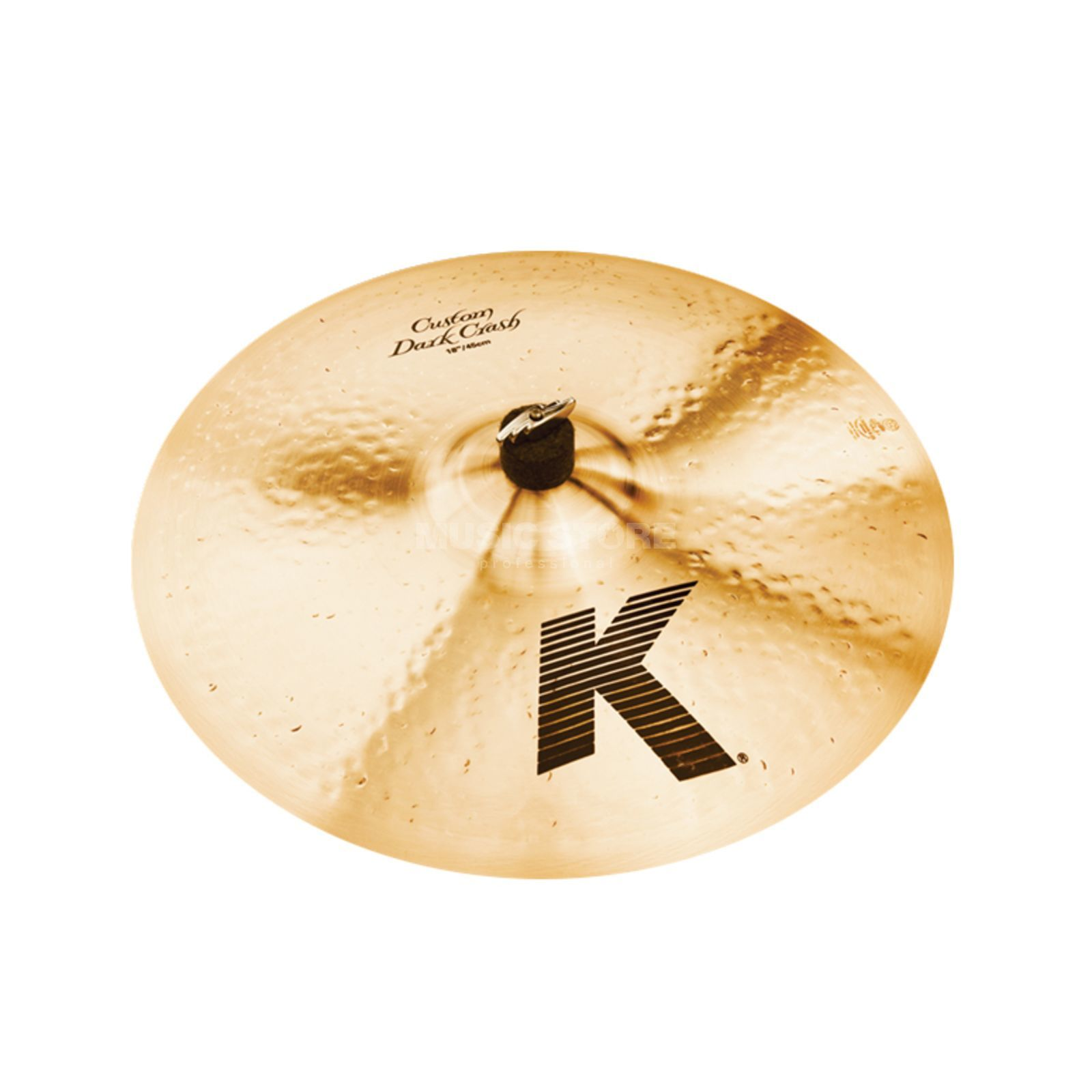 "Zildjian K-Custom Dark Crash 18""  Product Image"