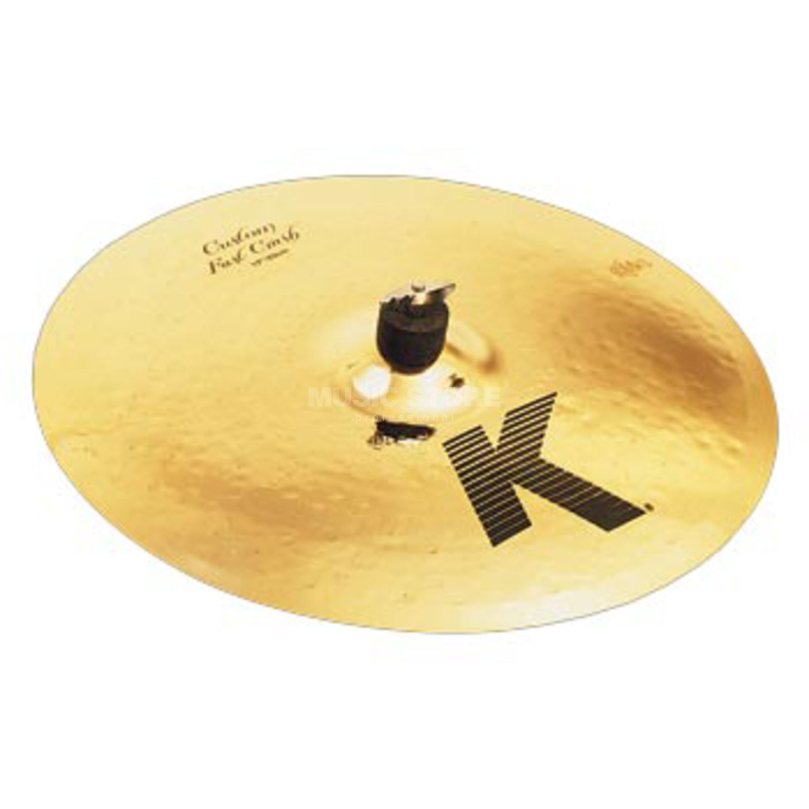 "Zildjian K-Custom Fast Crash 17"" Brilliant Produktbild"