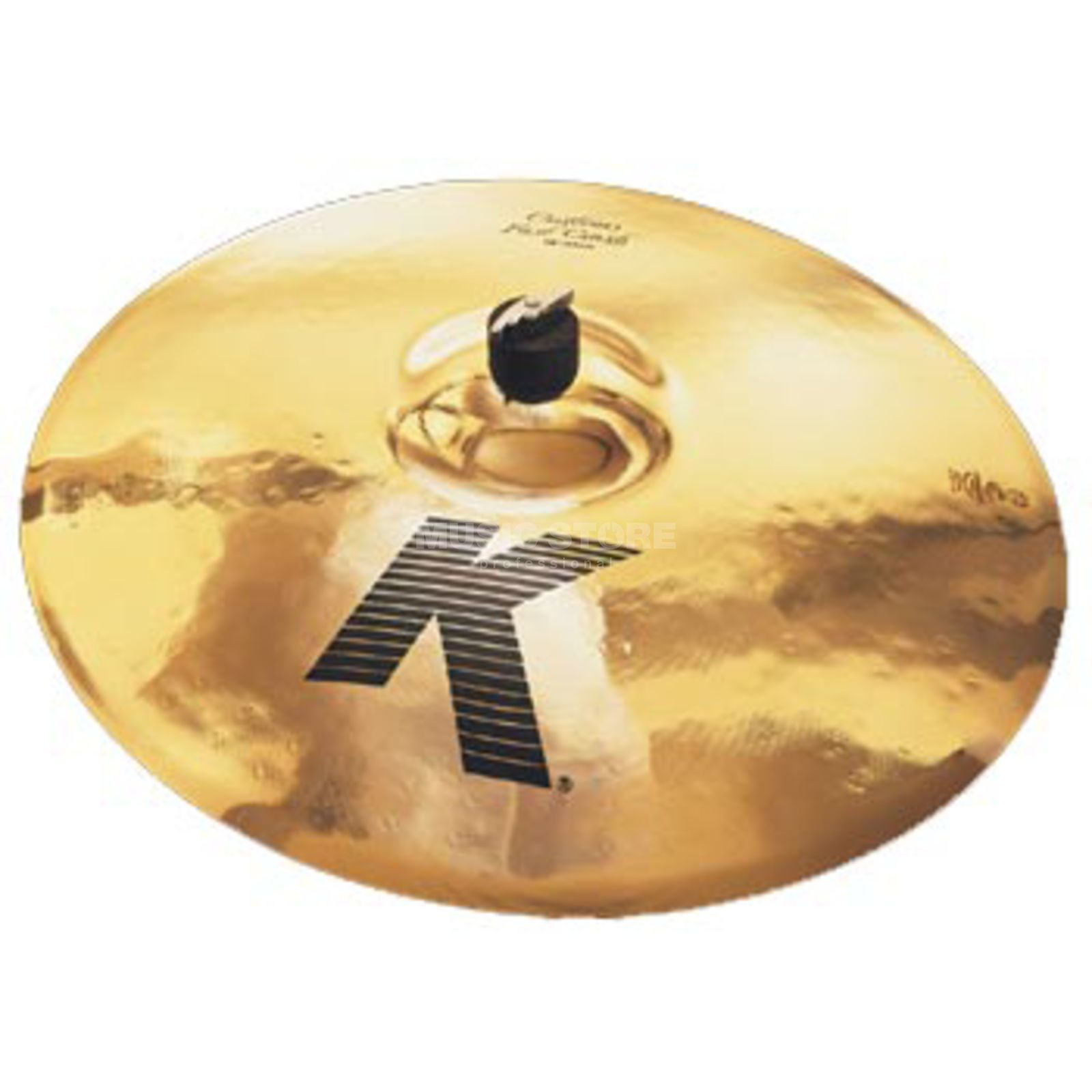 "Zildjian K-Custom Fast Crash 18"" Brilliant Produktbillede"