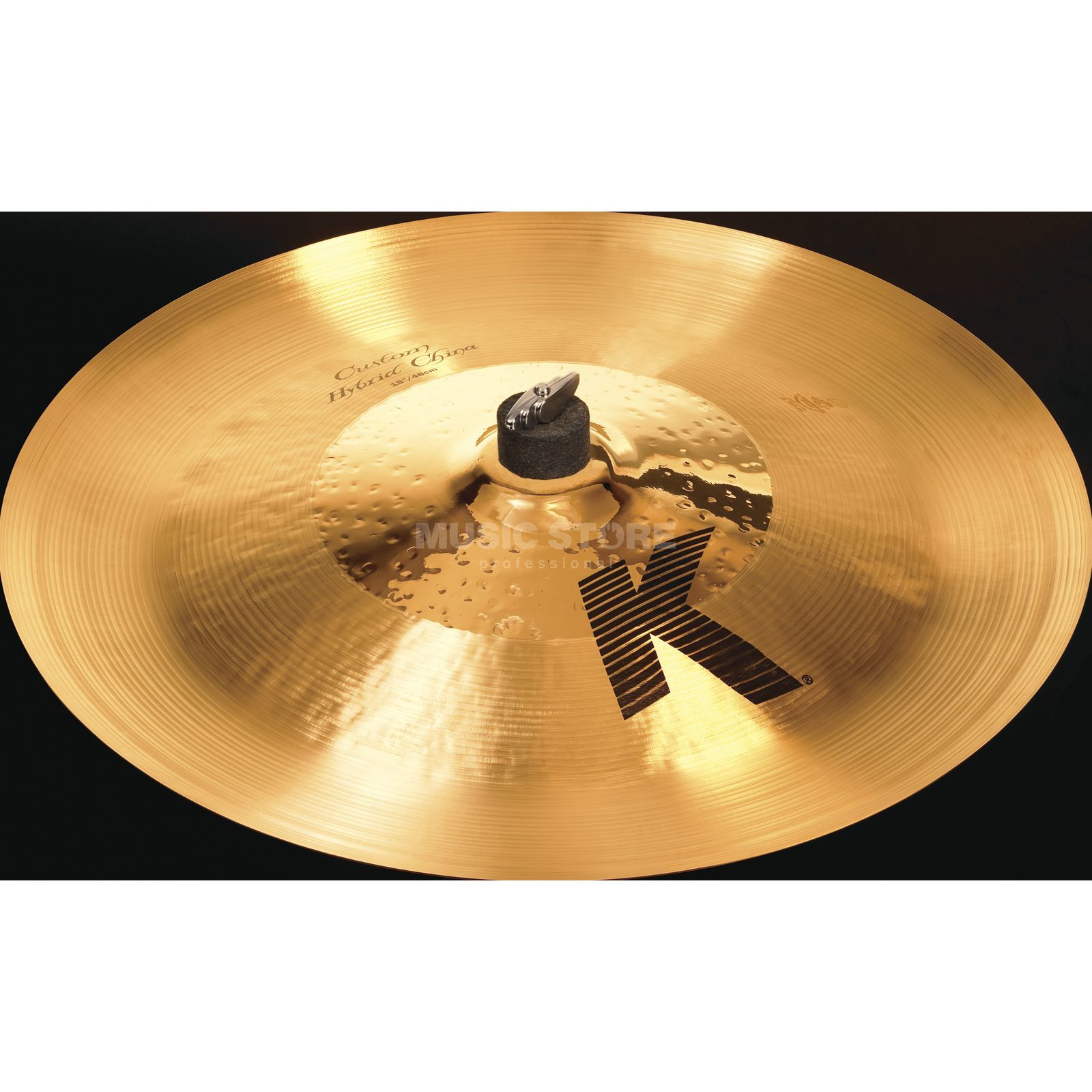 "Zildjian K-Custom Hybrid China 19""  Product Image"