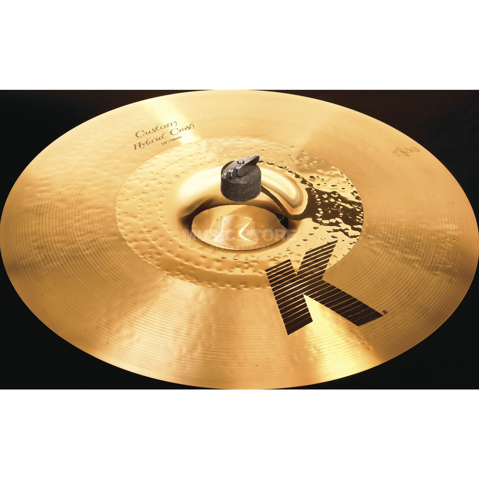 "Zildjian K-Custom Hybrid Crash 19""  Product Image"