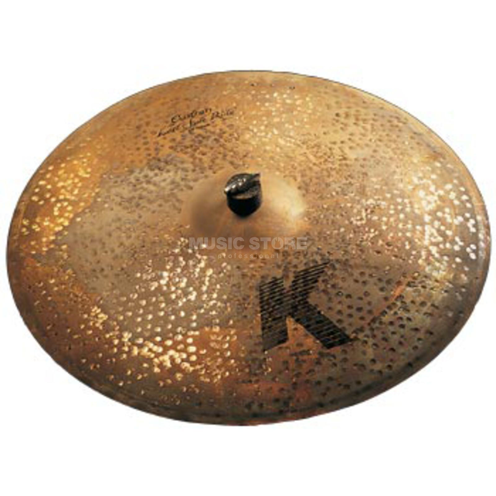 "Zildjian K-Custom Left Side Ride 20"", Traditional Finish Product Image"