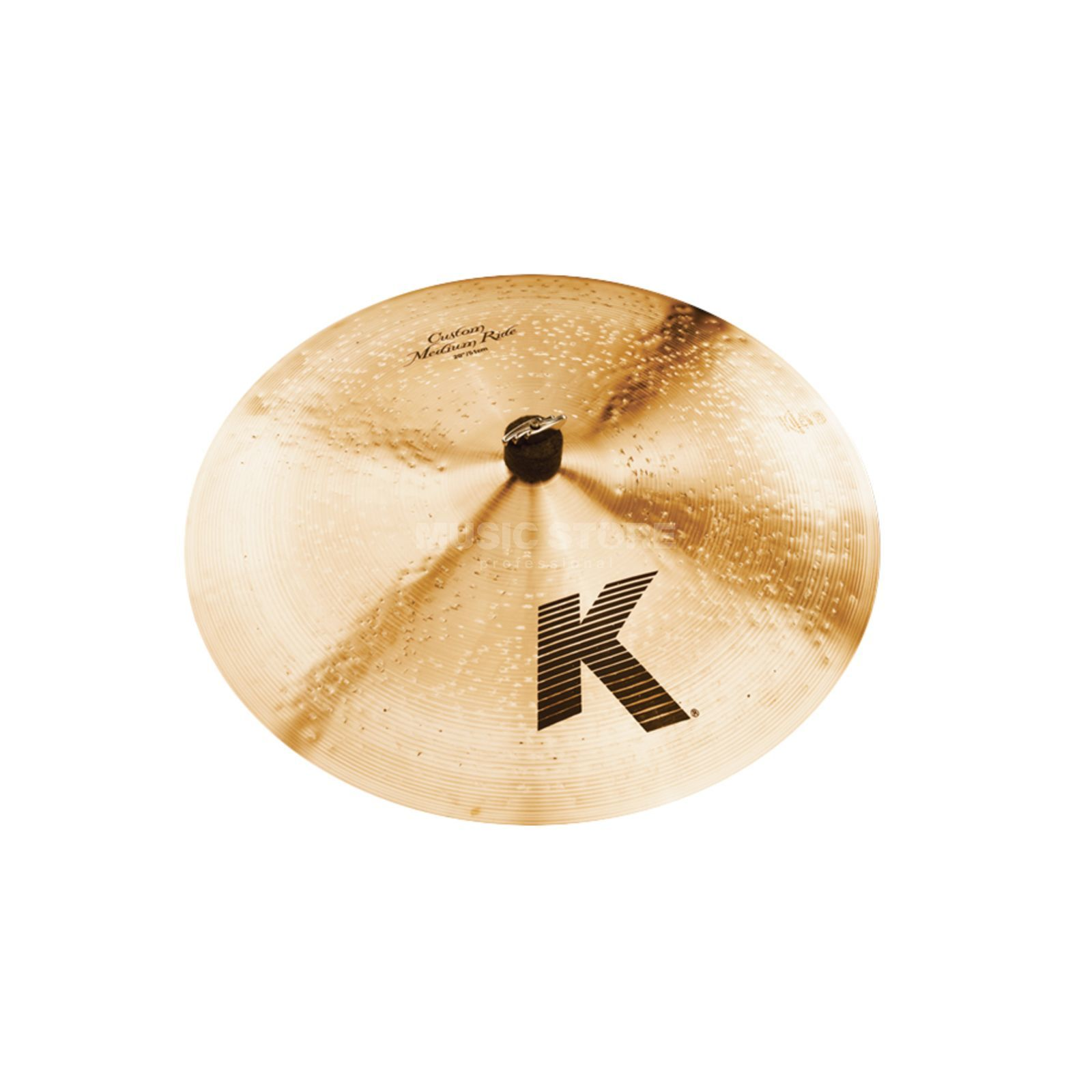 "Zildjian K-Custom Medium Ride 20""  Product Image"